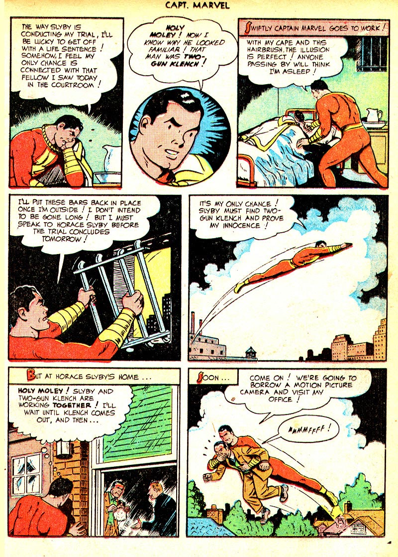 Captain Marvel Adventures issue 93 - Page 23