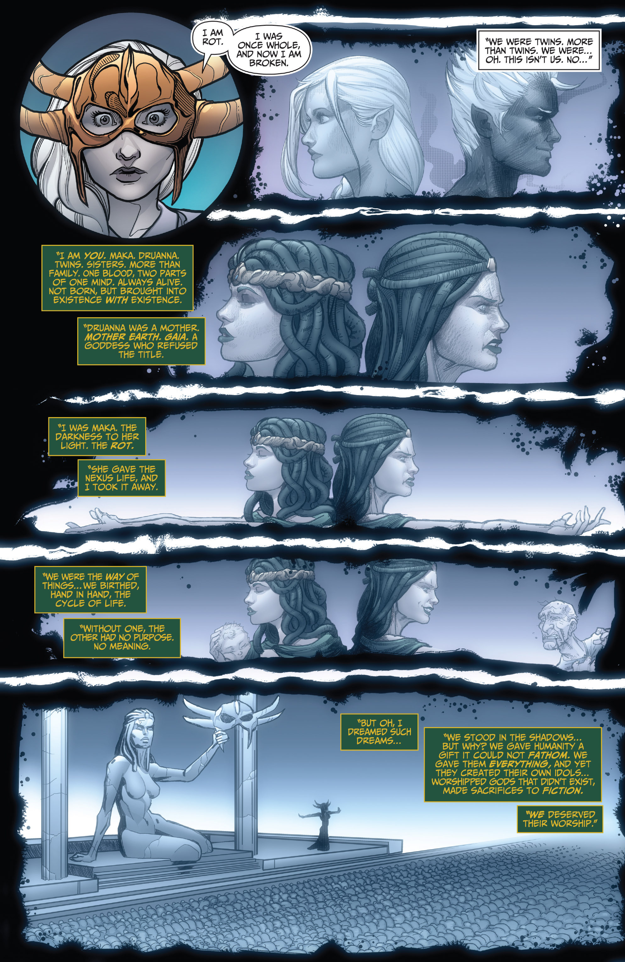 Read online Grimm Fairy Tales: Arcane Acre comic -  Issue # TPB 4 - 16