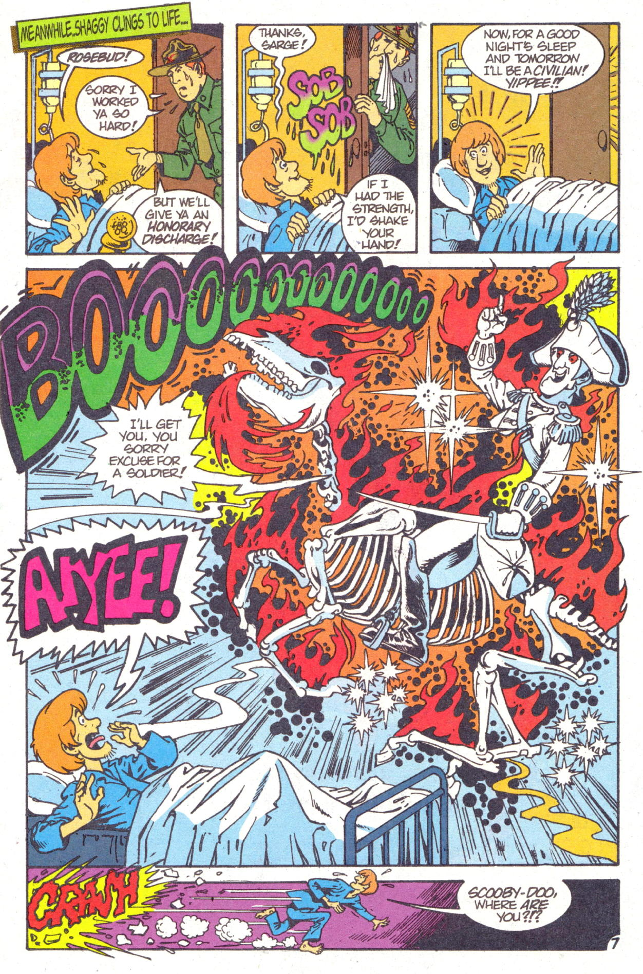 Read online Scooby-Doo (1995) comic -  Issue #2 - 8