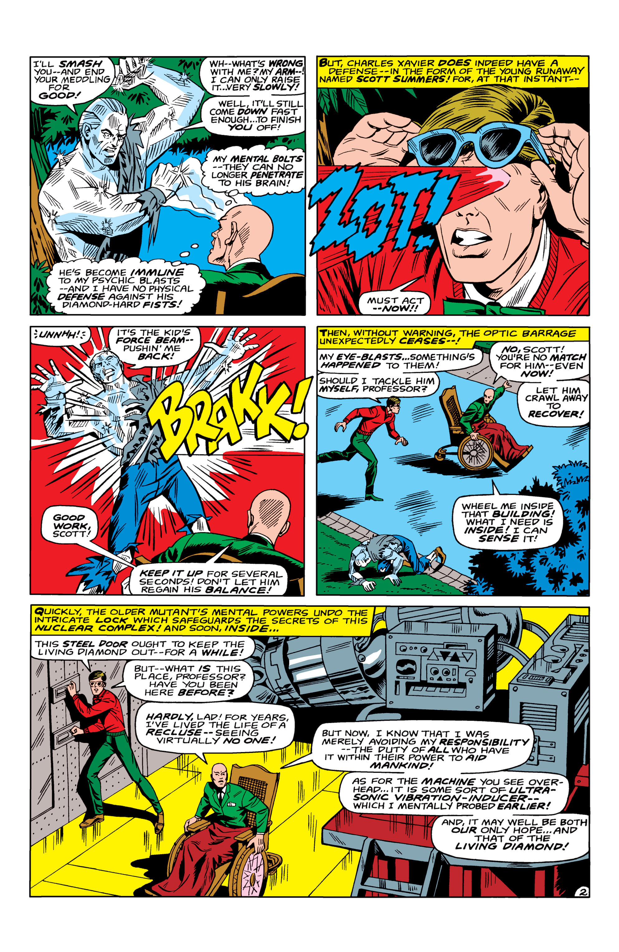 Read online Uncanny X-Men (1963) comic -  Issue #42 - 18
