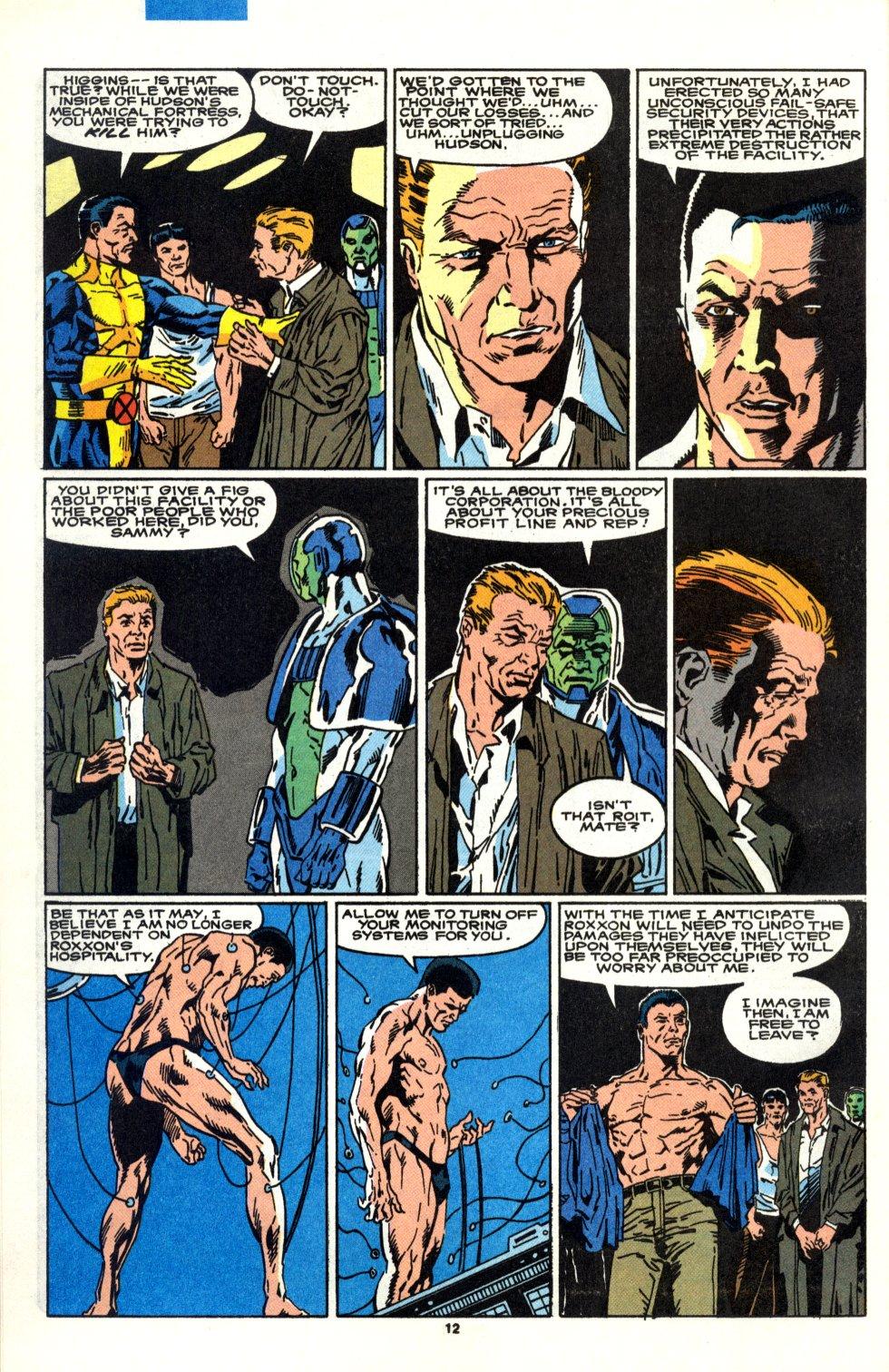 Read online Alpha Flight (1983) comic -  Issue #90 - 10