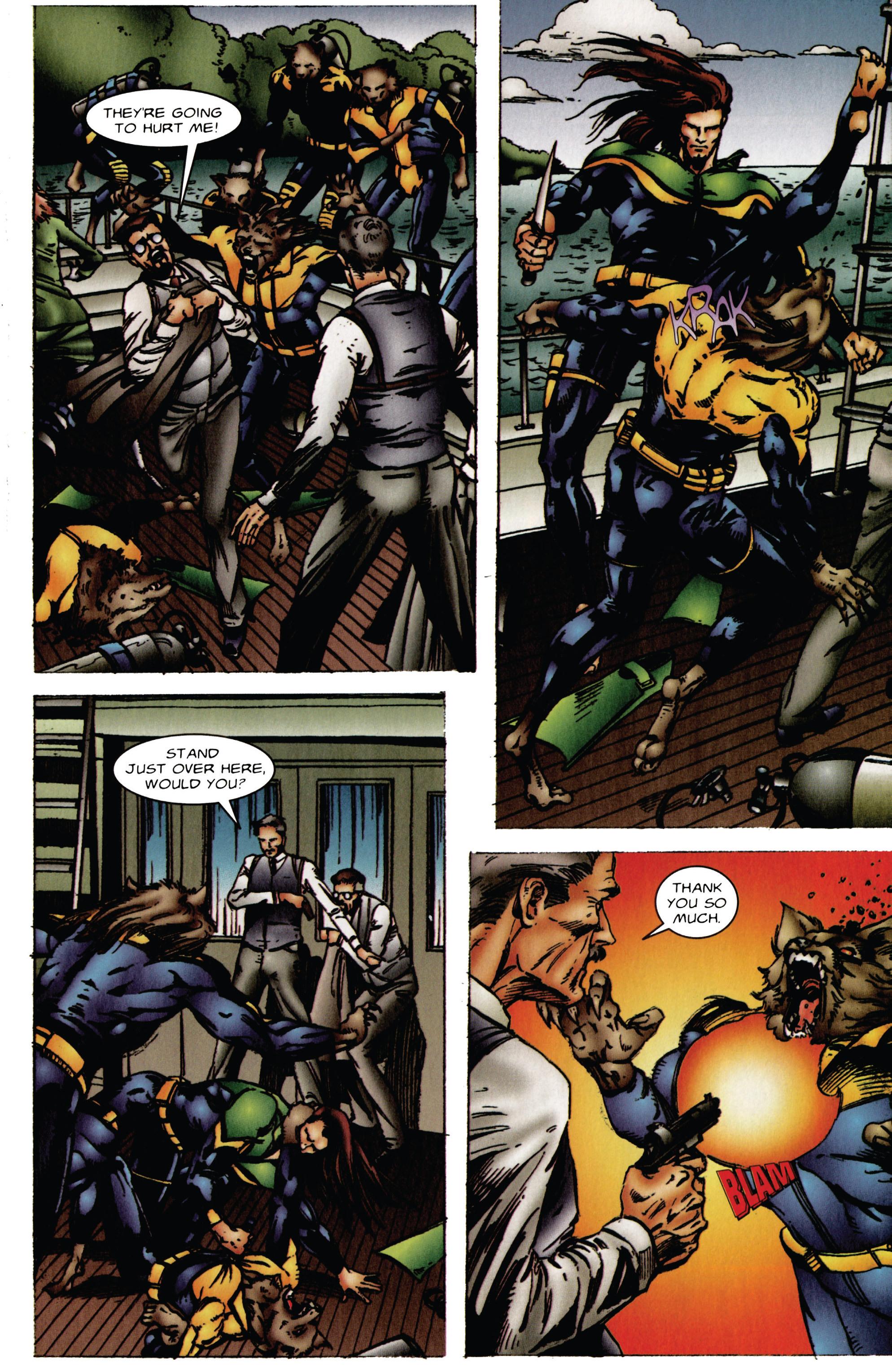 Read online Eternal Warrior (1992) comic -  Issue #46 - 18