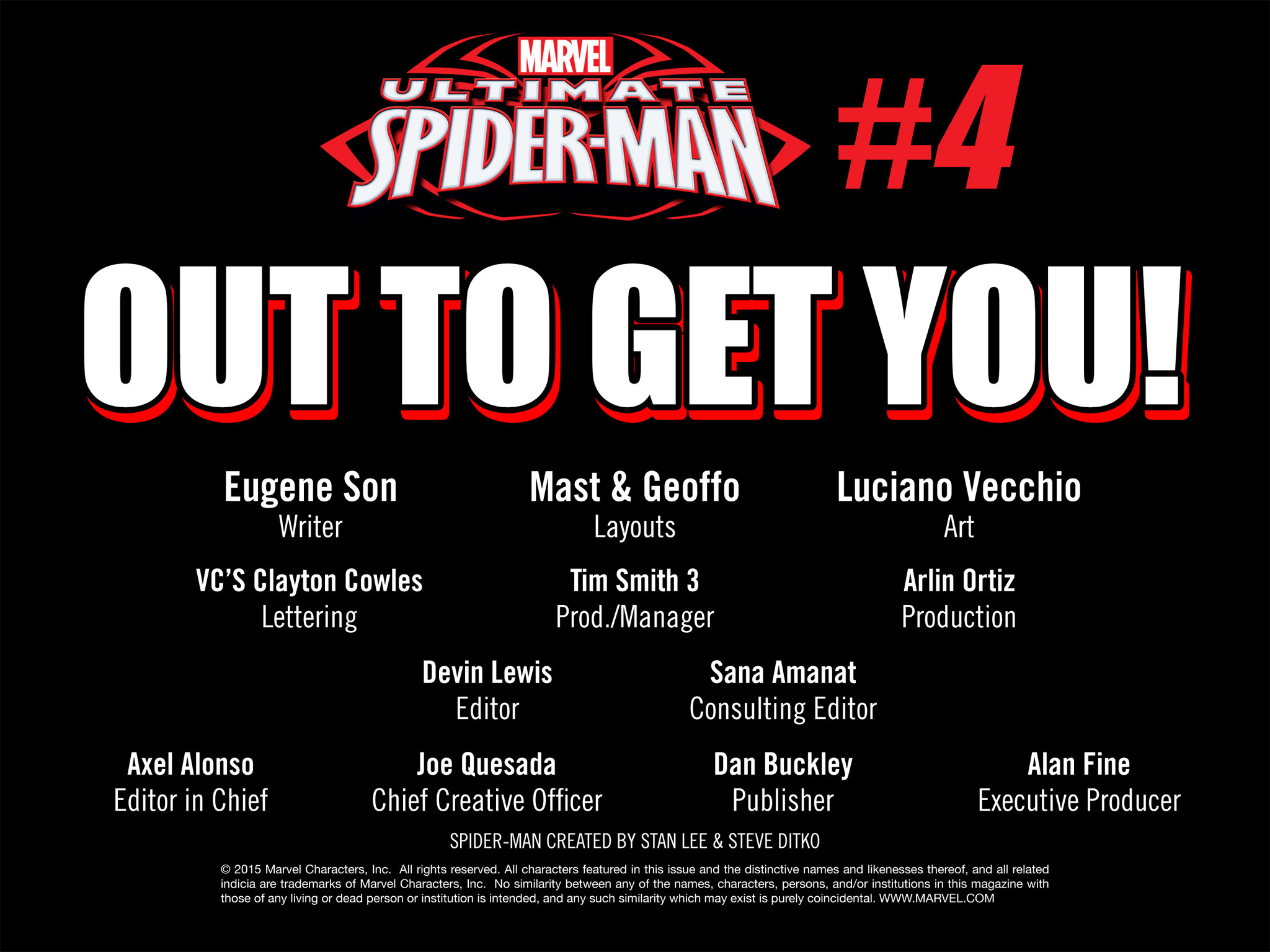 Read online Ultimate Spider-Man (Infinite Comics) (2015) comic -  Issue #4 - 47