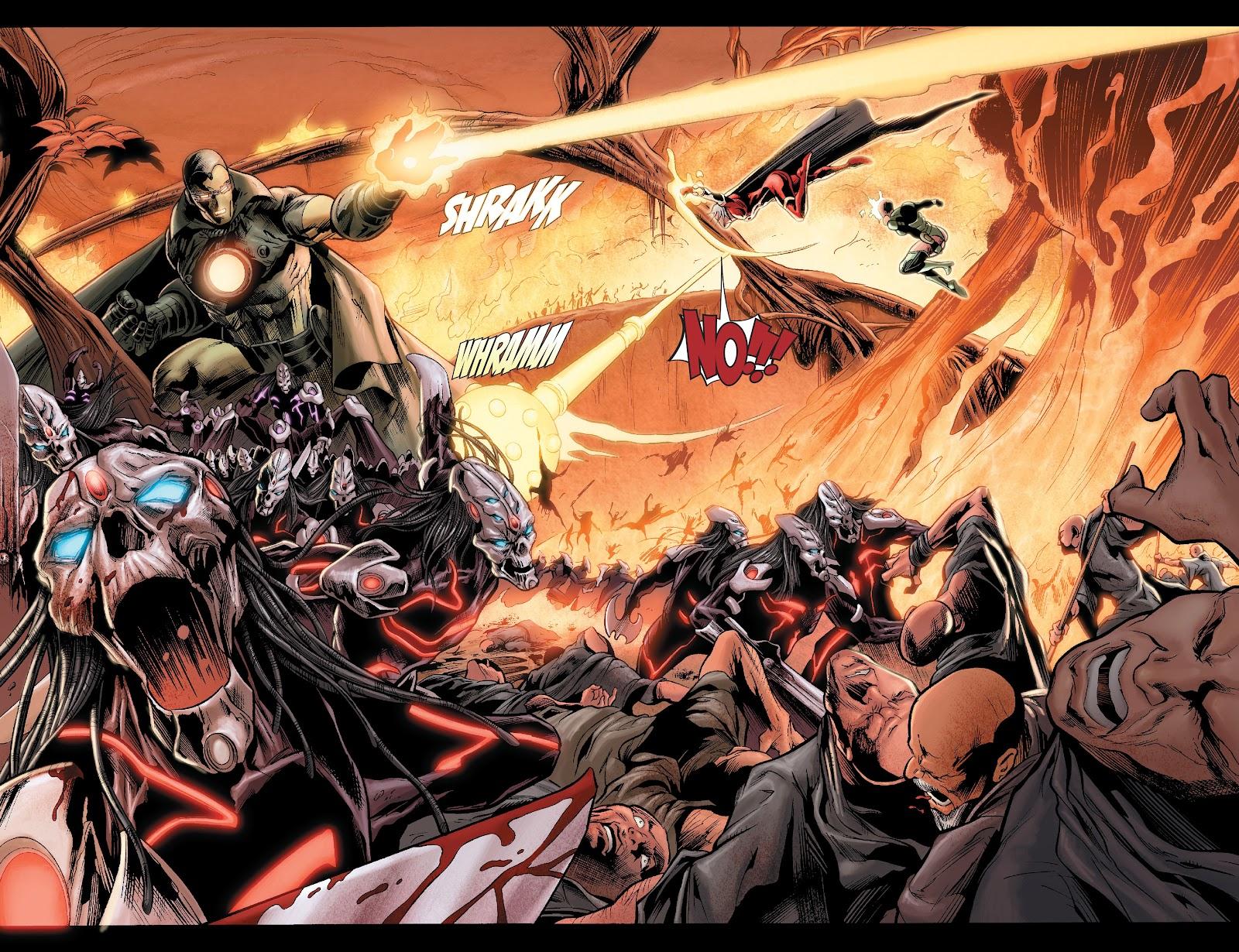 Annihilation: Conquest - Quasar issue 1 - Page 19