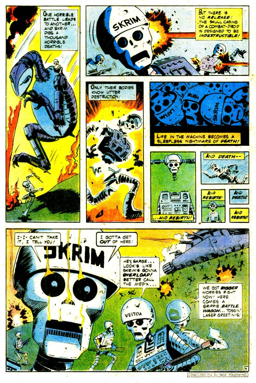 Read online Sgt. Rock comic -  Issue #316 - 28