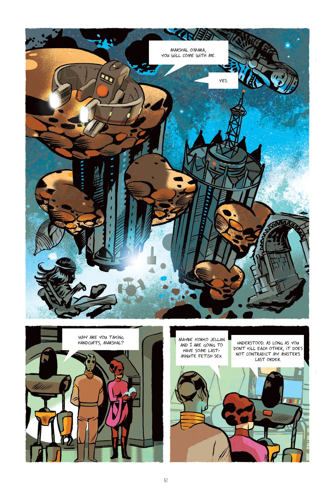Read online Infinity 8 comic -  Issue # _TPB 3 - 52