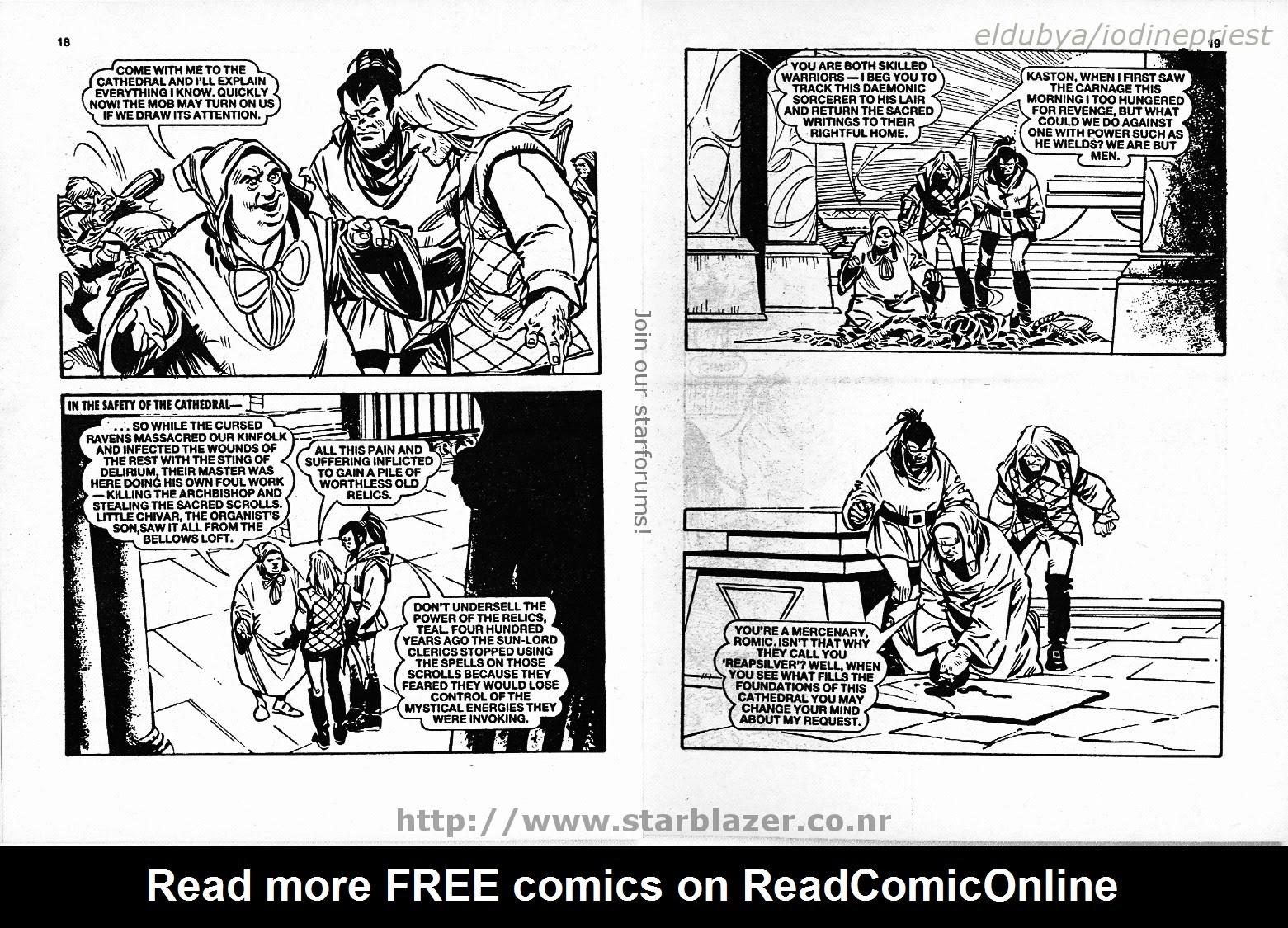 Starblazer issue 257 - Page 11