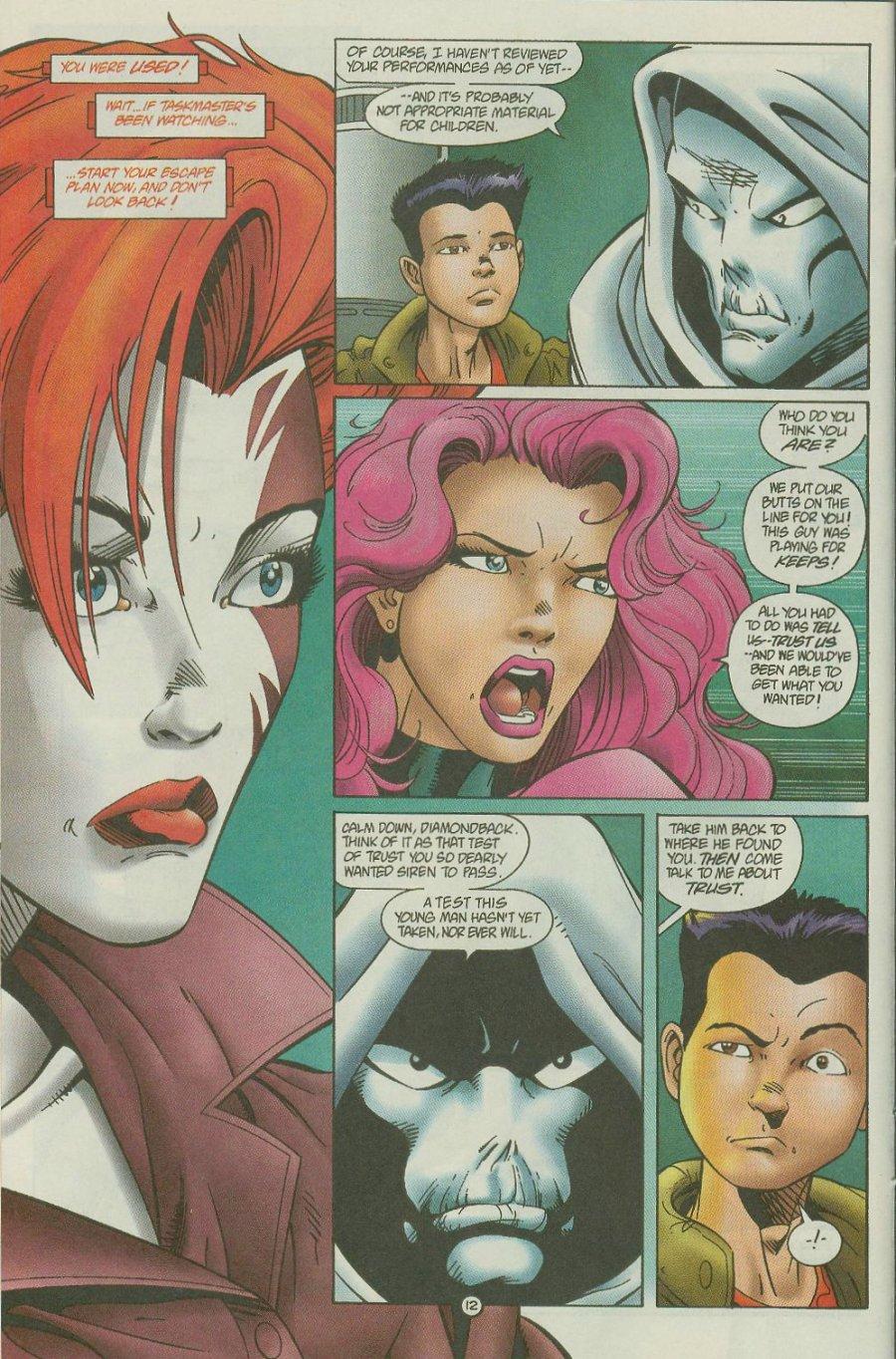 Read online Siren comic -  Issue #2 - 14