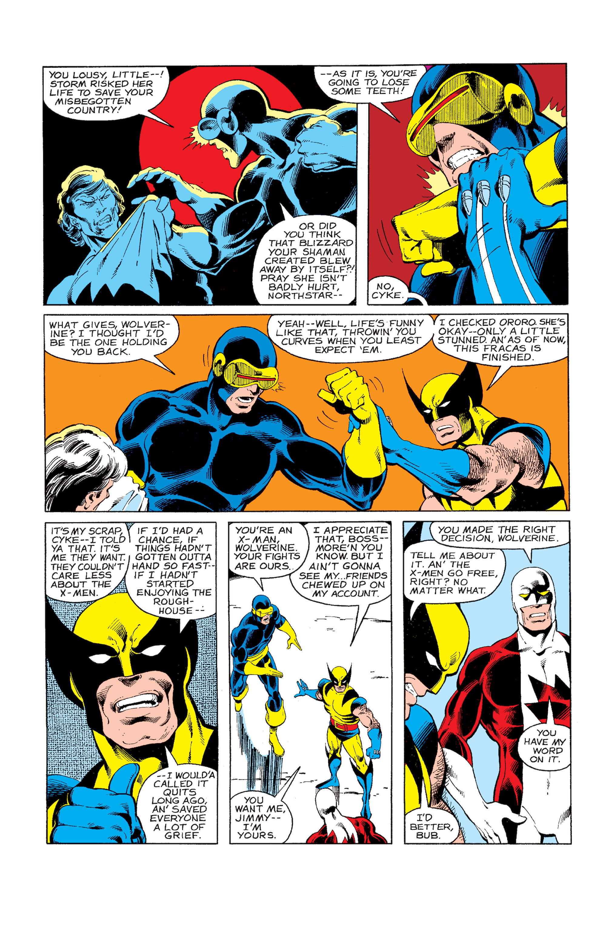 Uncanny X-Men (1963) 121 Page 15