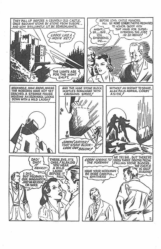 Read online Men of Mystery Comics comic -  Issue #38 - 24