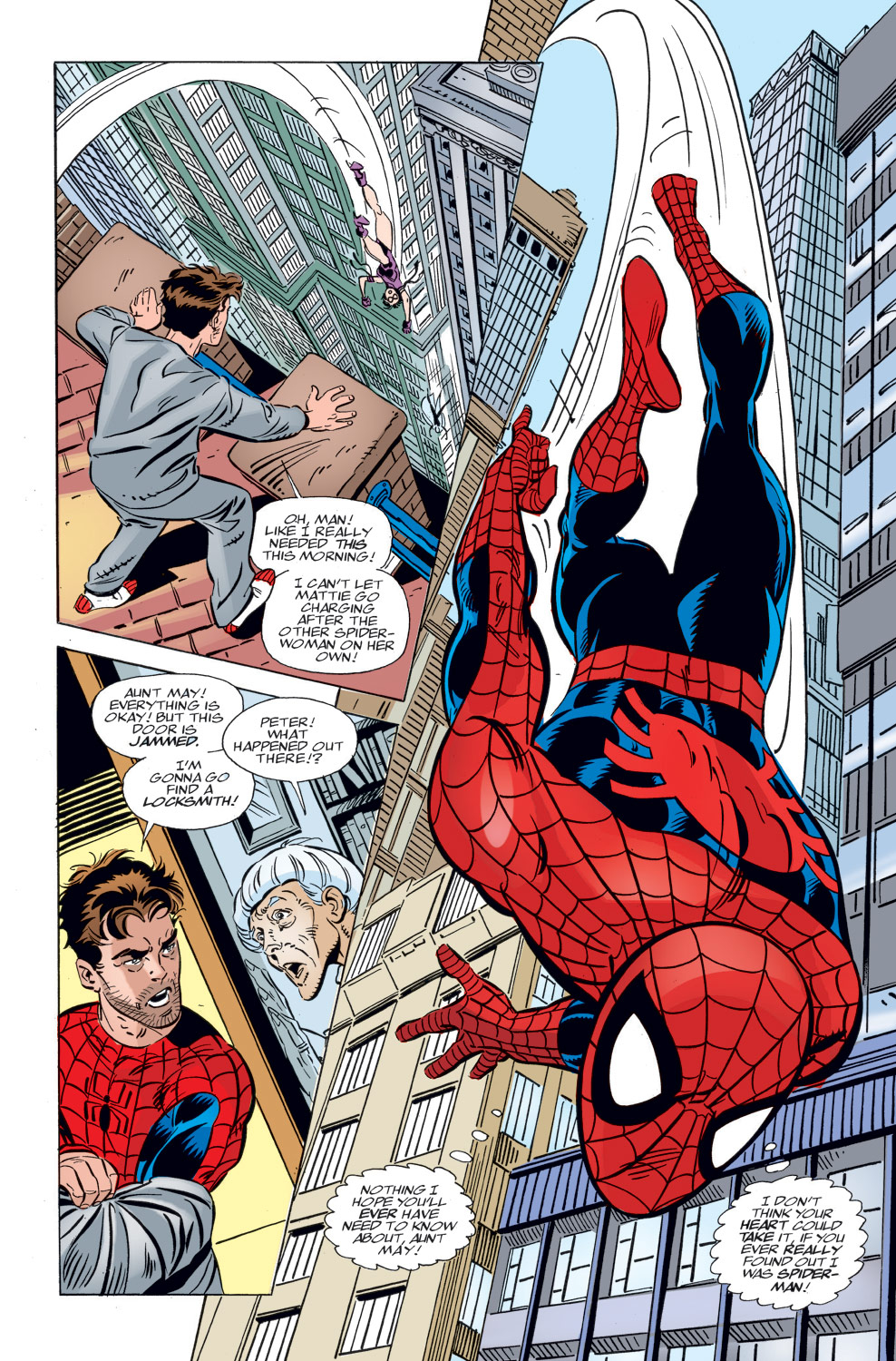 The Amazing Spider-Man (1999) 14 Page 11