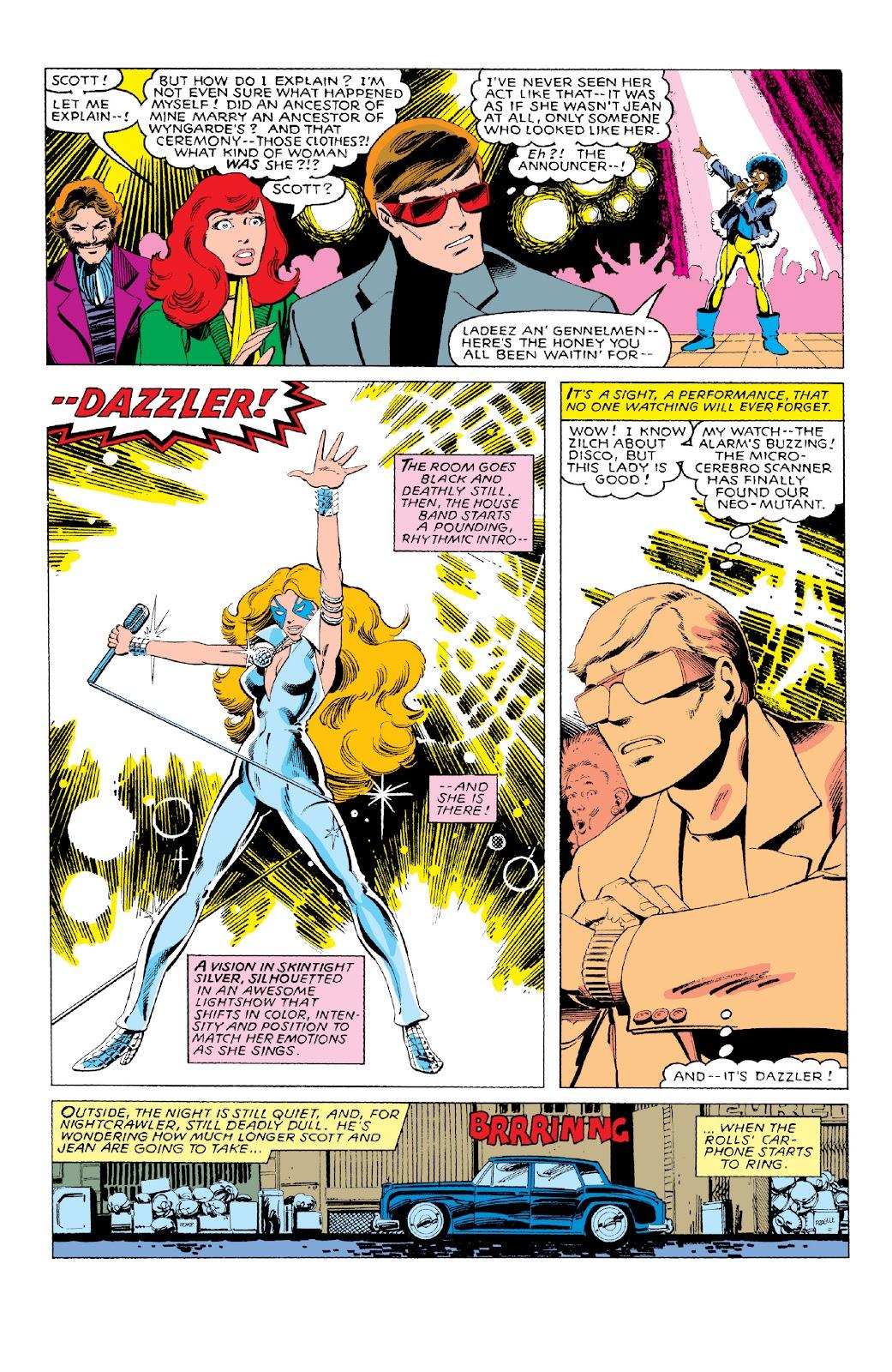 Read online X-Men Milestones: Dark Phoenix Saga comic -  Issue # TPB (Part 1) - 34