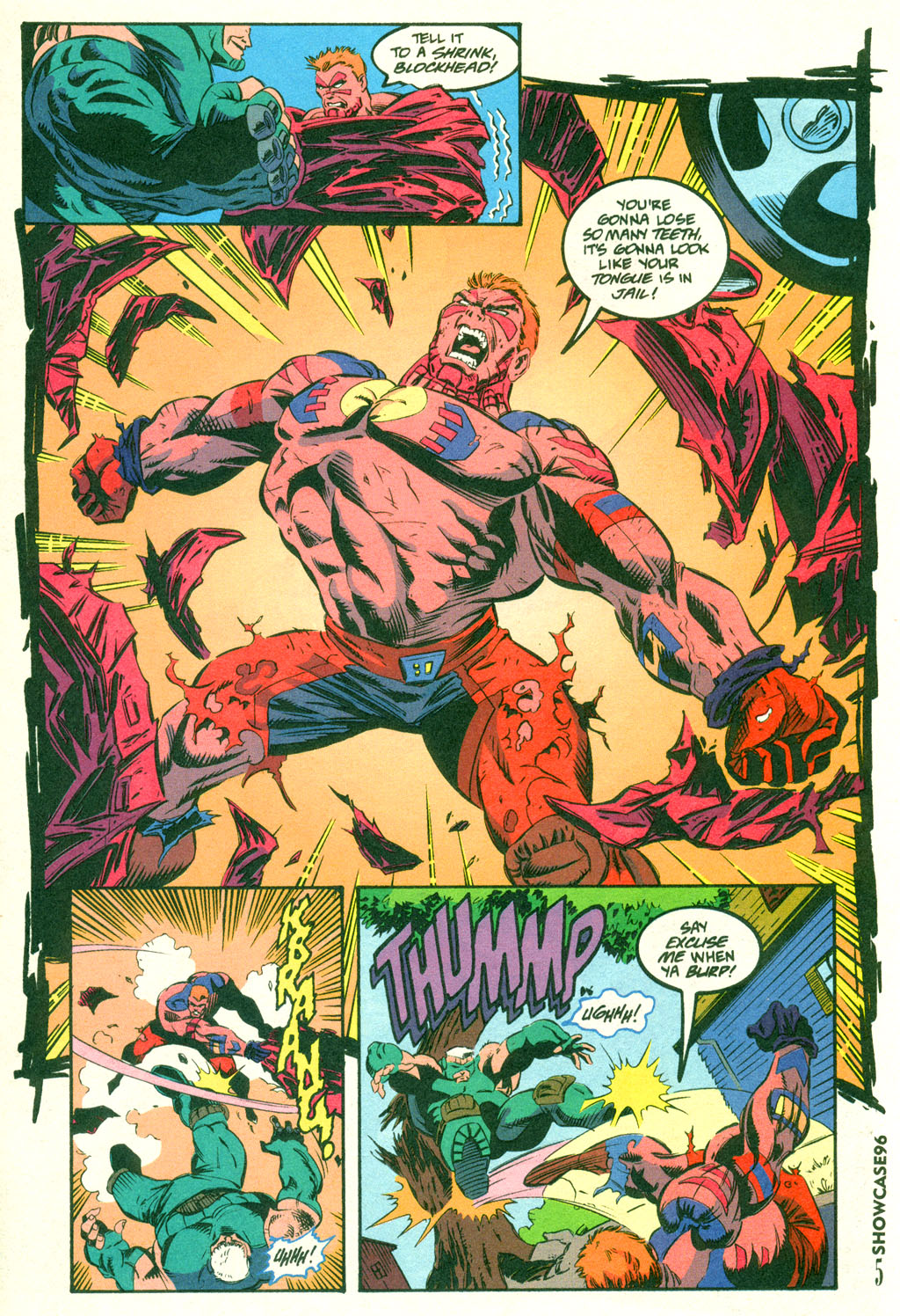 Read online Showcase '96 comic -  Issue #2 - 5
