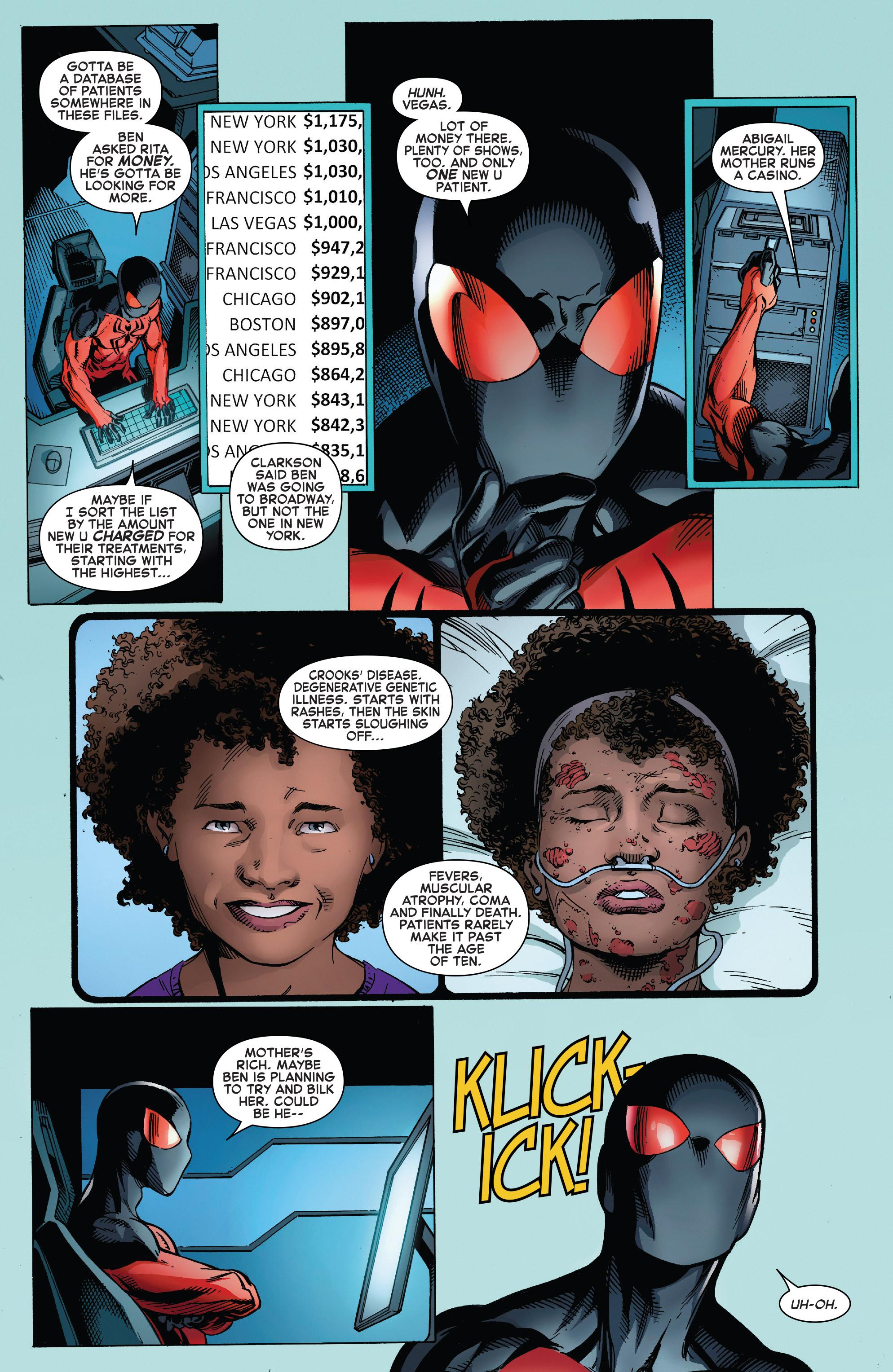 Read online Ben Reilly: Scarlet Spider comic -  Issue #2 - 21
