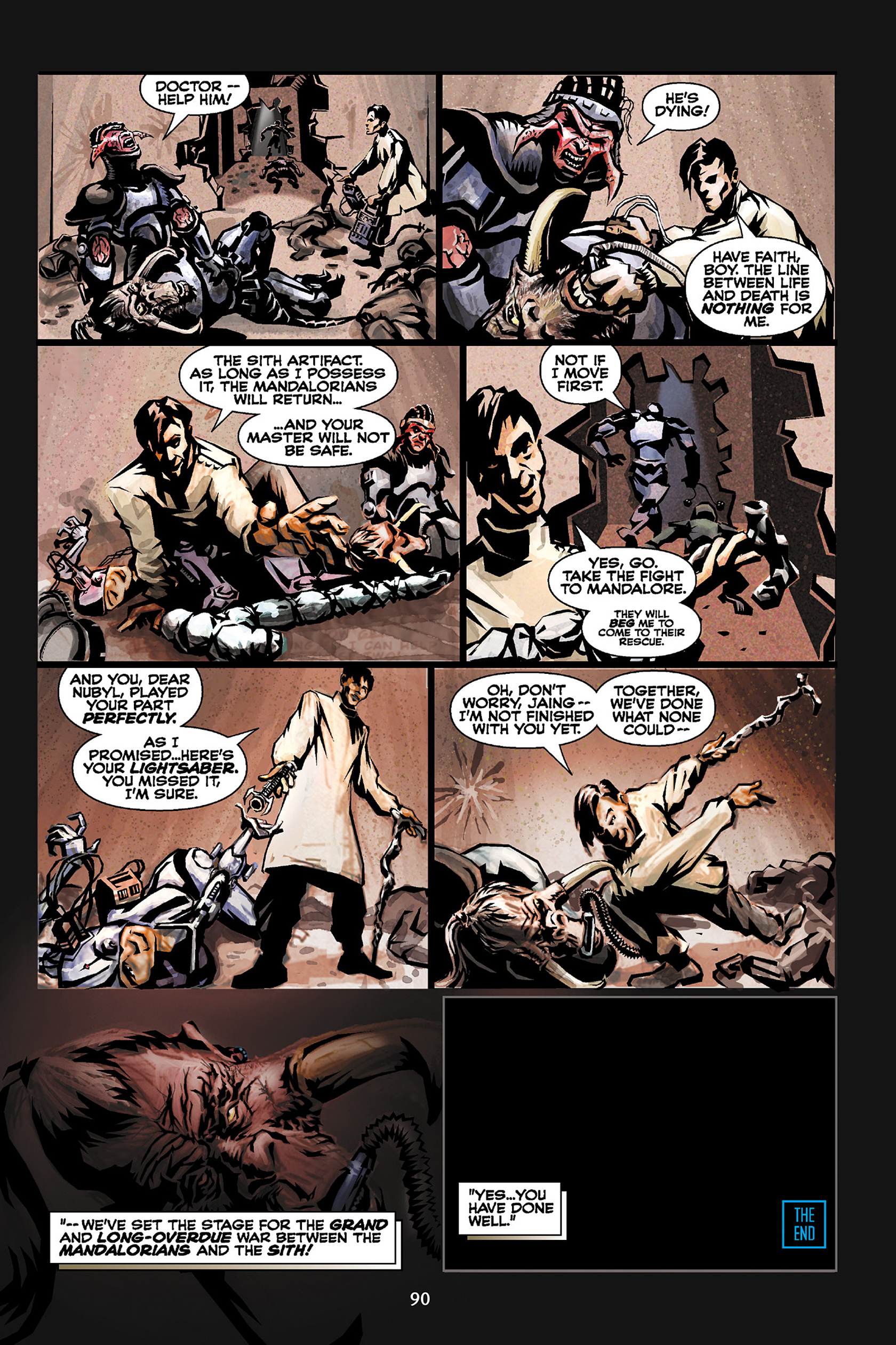 Read online Star Wars Omnibus comic -  Issue # Vol. 30 - 88