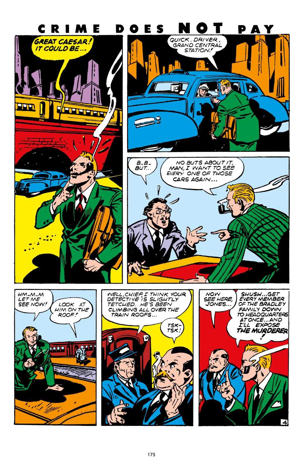 Read online Crime Does Not Pay Archives comic -  Issue # TPB 6 (Part 2) - 76
