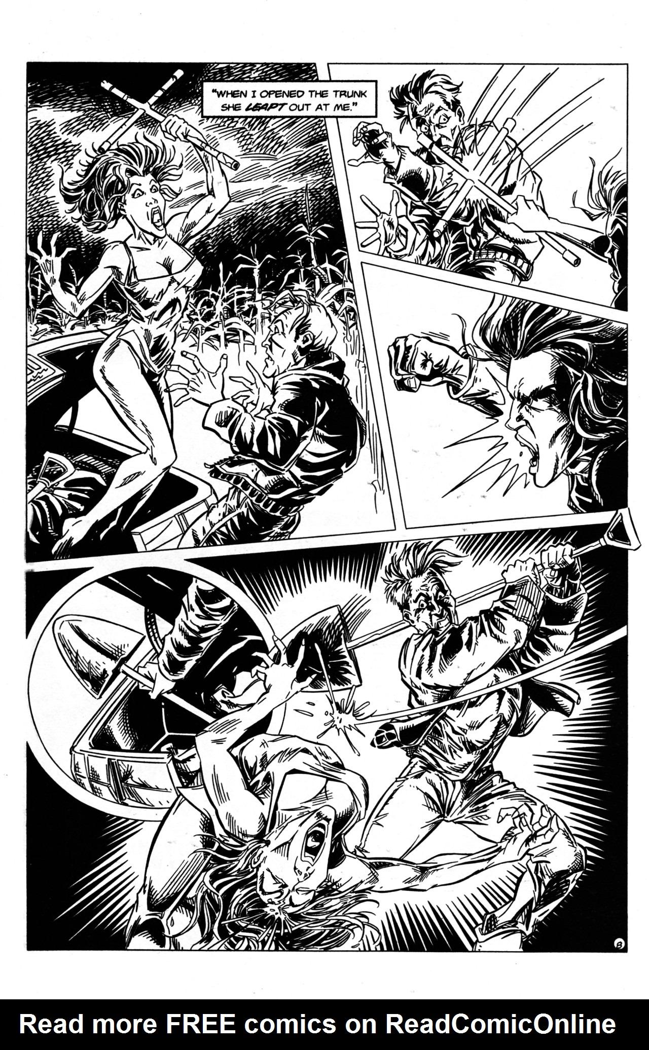 Read online Dr. Weird (1997) comic -  Issue #2 - 10
