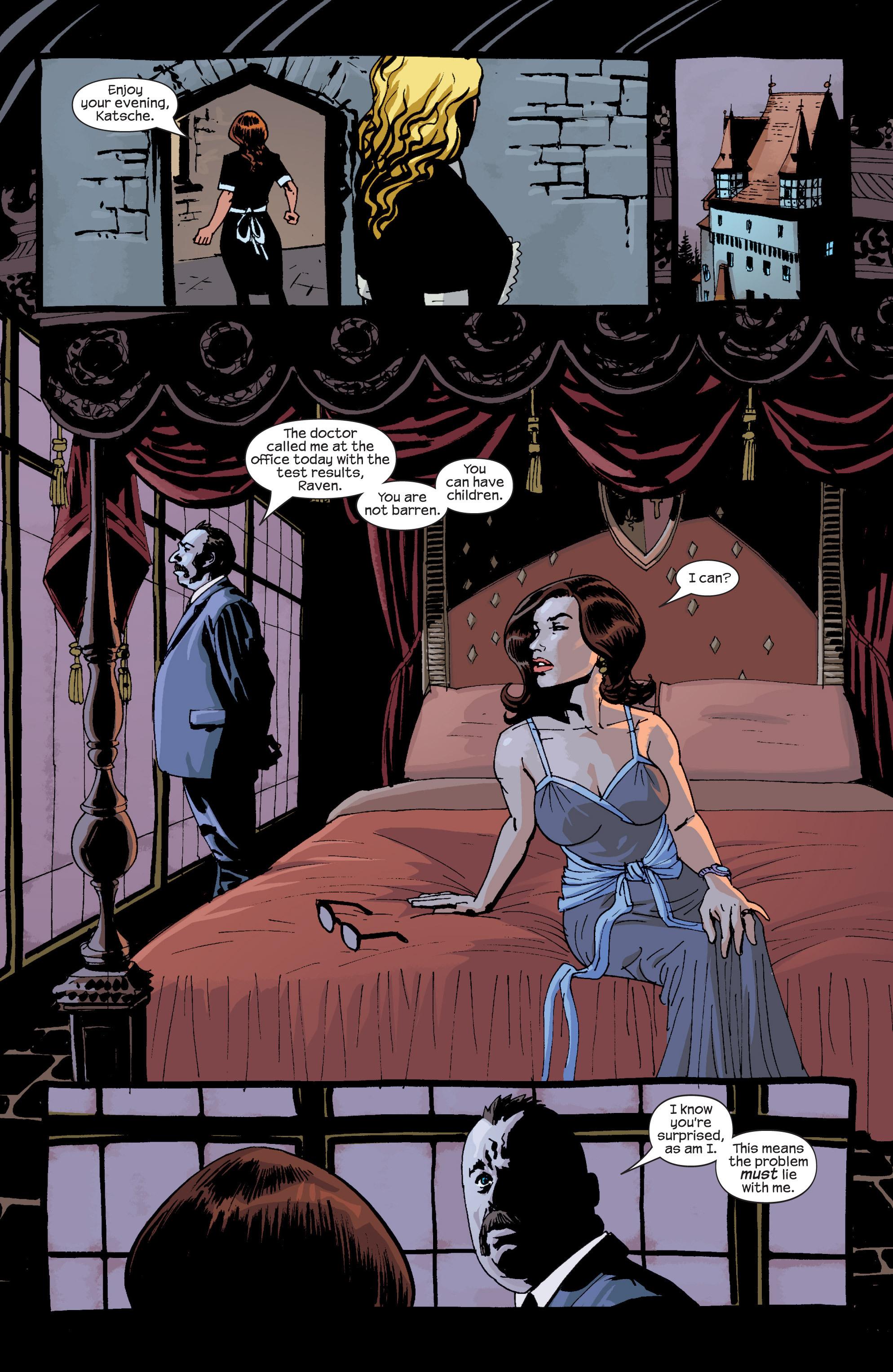 Read online Uncanny X-Men (1963) comic -  Issue #428 - 8