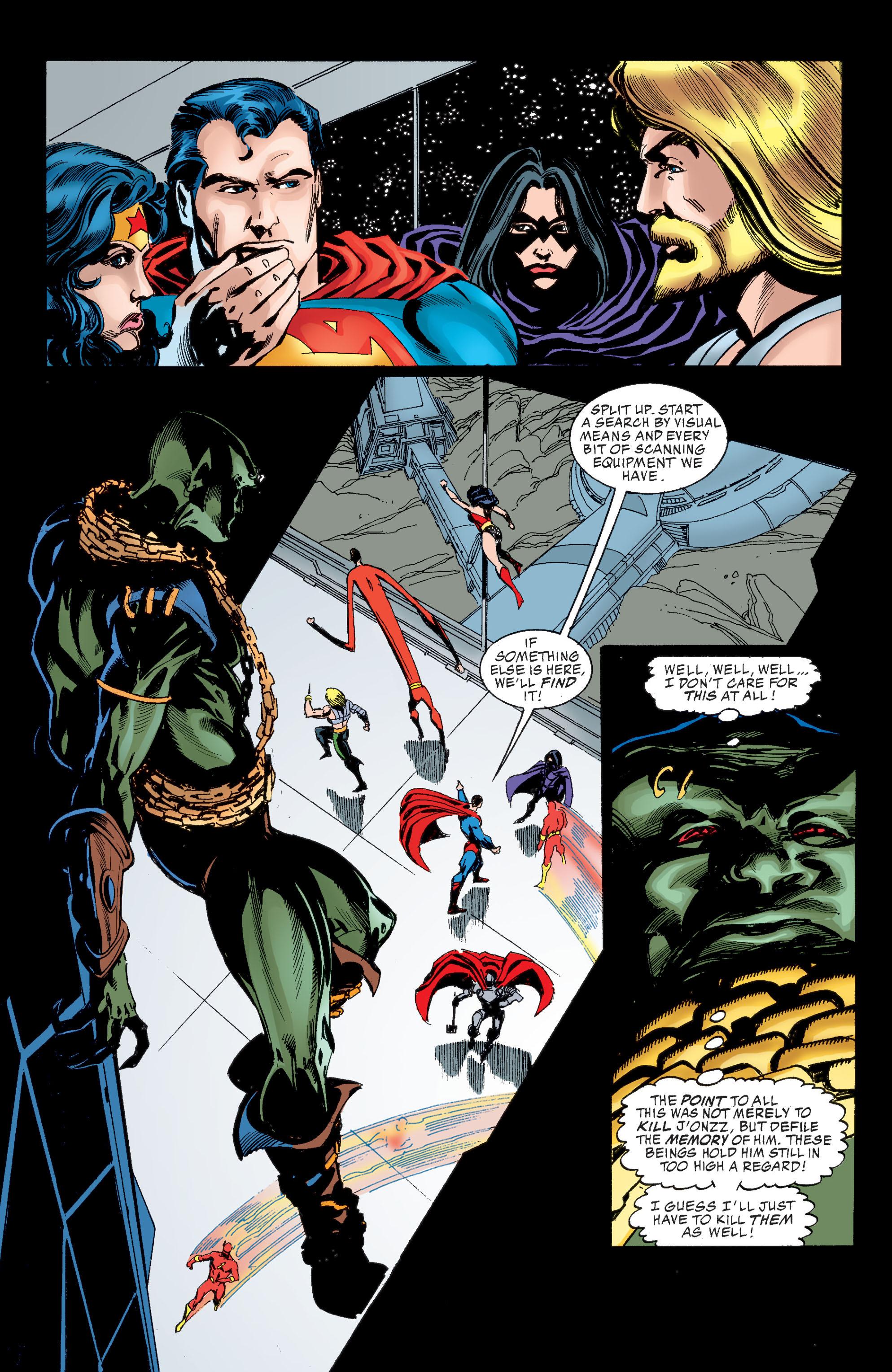 Read online Martian Manhunter: Son of Mars comic -  Issue # TPB - 196