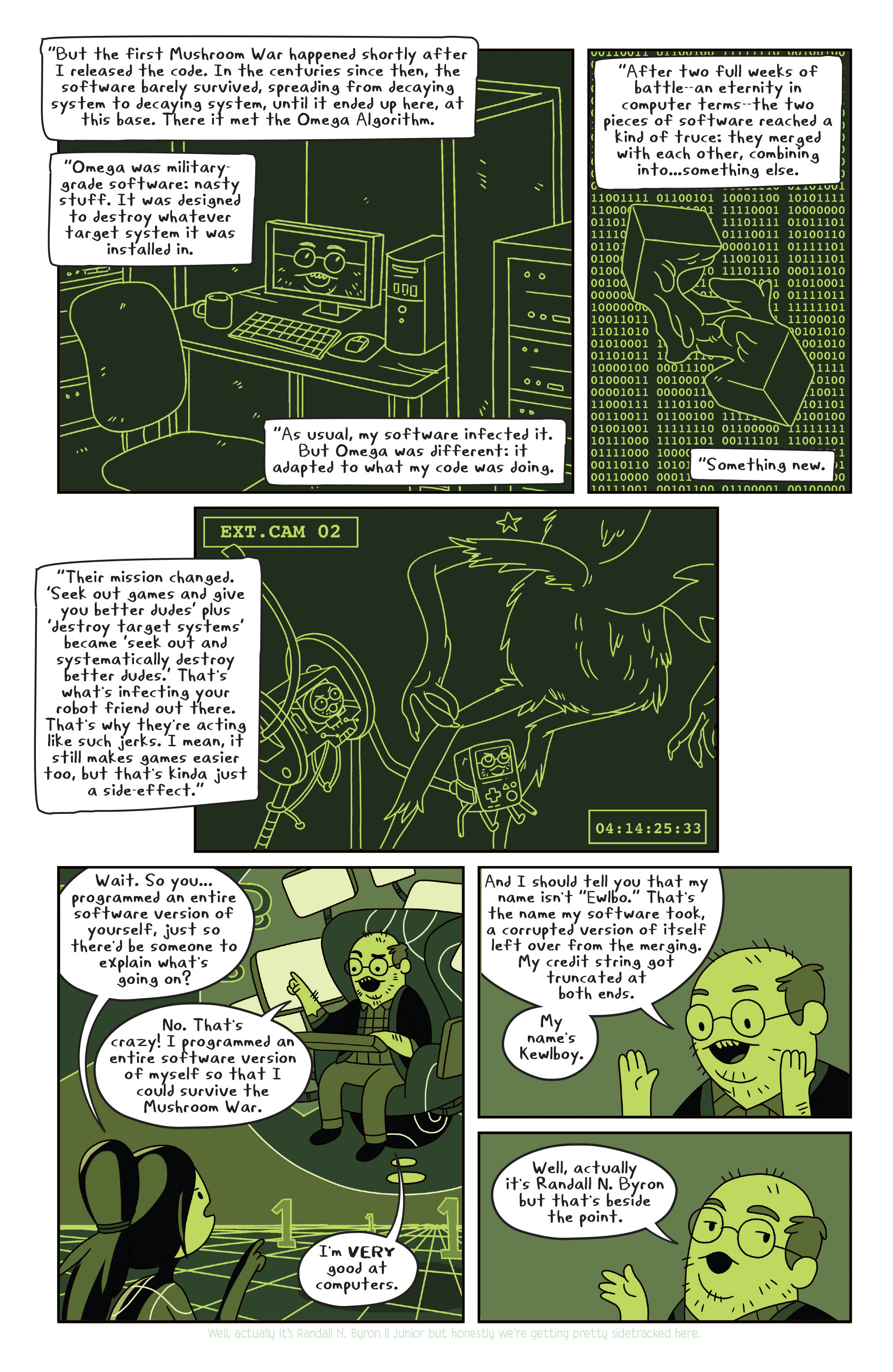 Read online Adventure Time comic -  Issue #Adventure Time _TPB 3 - 64