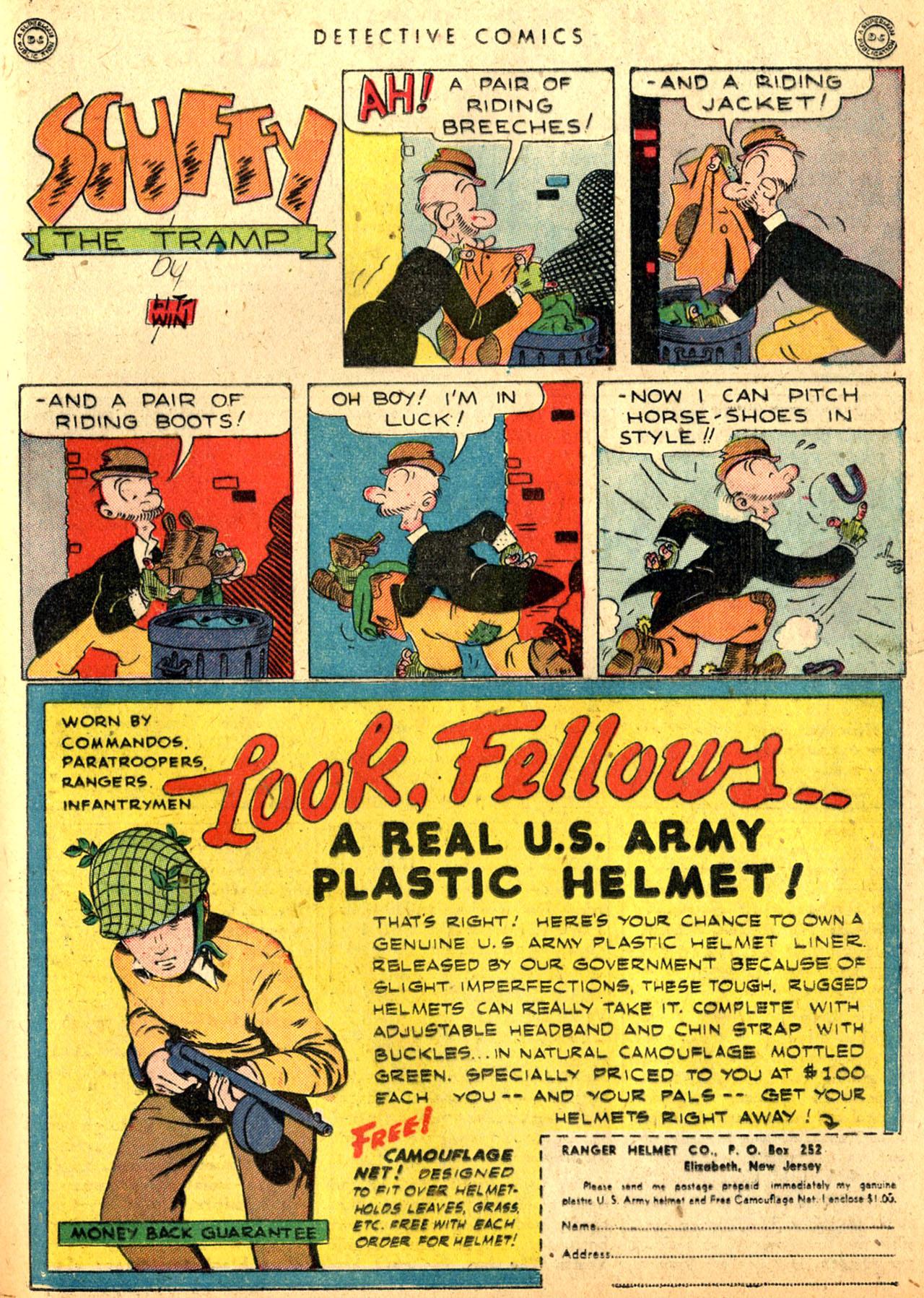 Read online Detective Comics (1937) comic -  Issue #98 - 37