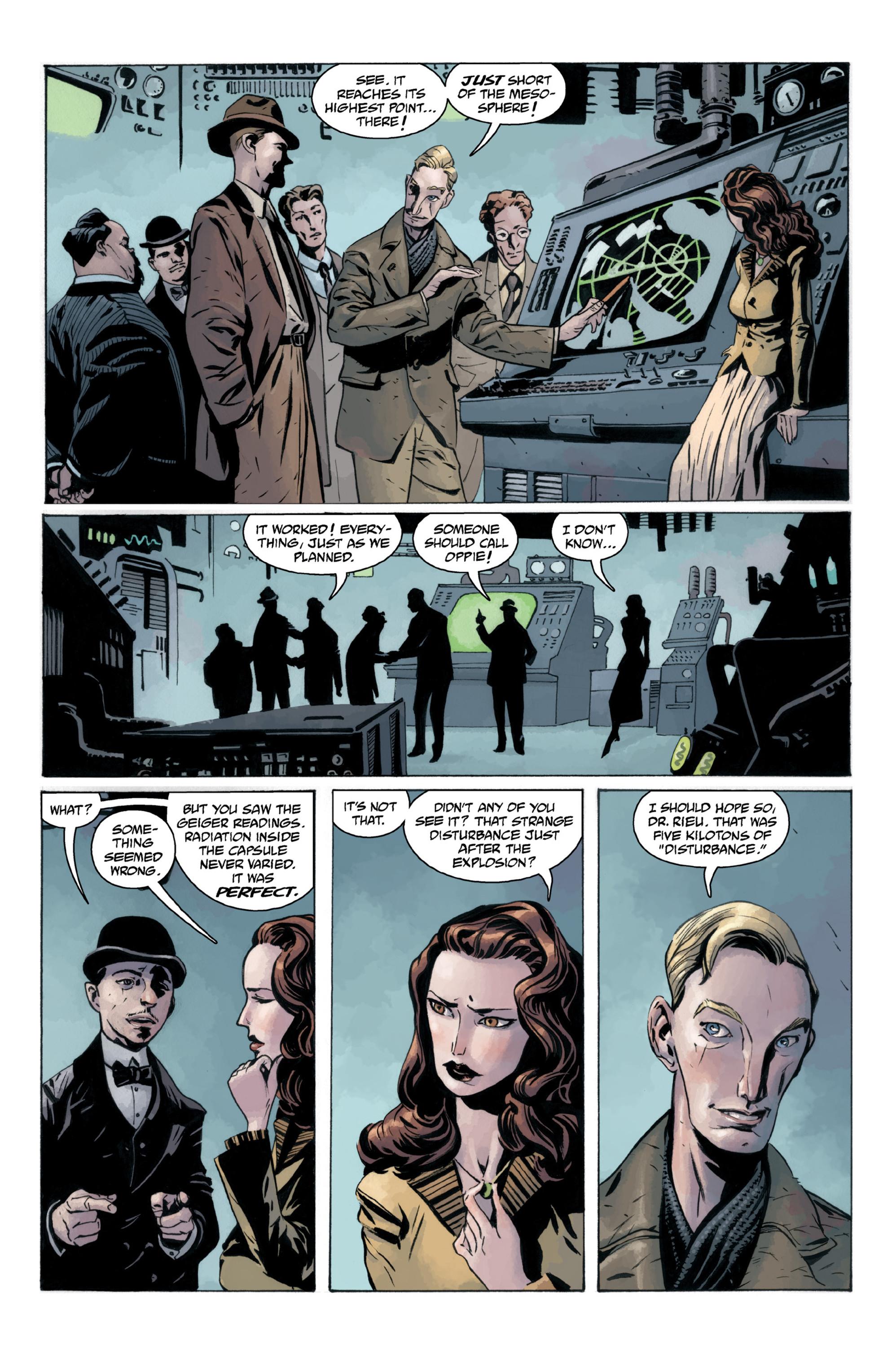 Read online B.P.R.D.: 1948 comic -  Issue # TPB - 15