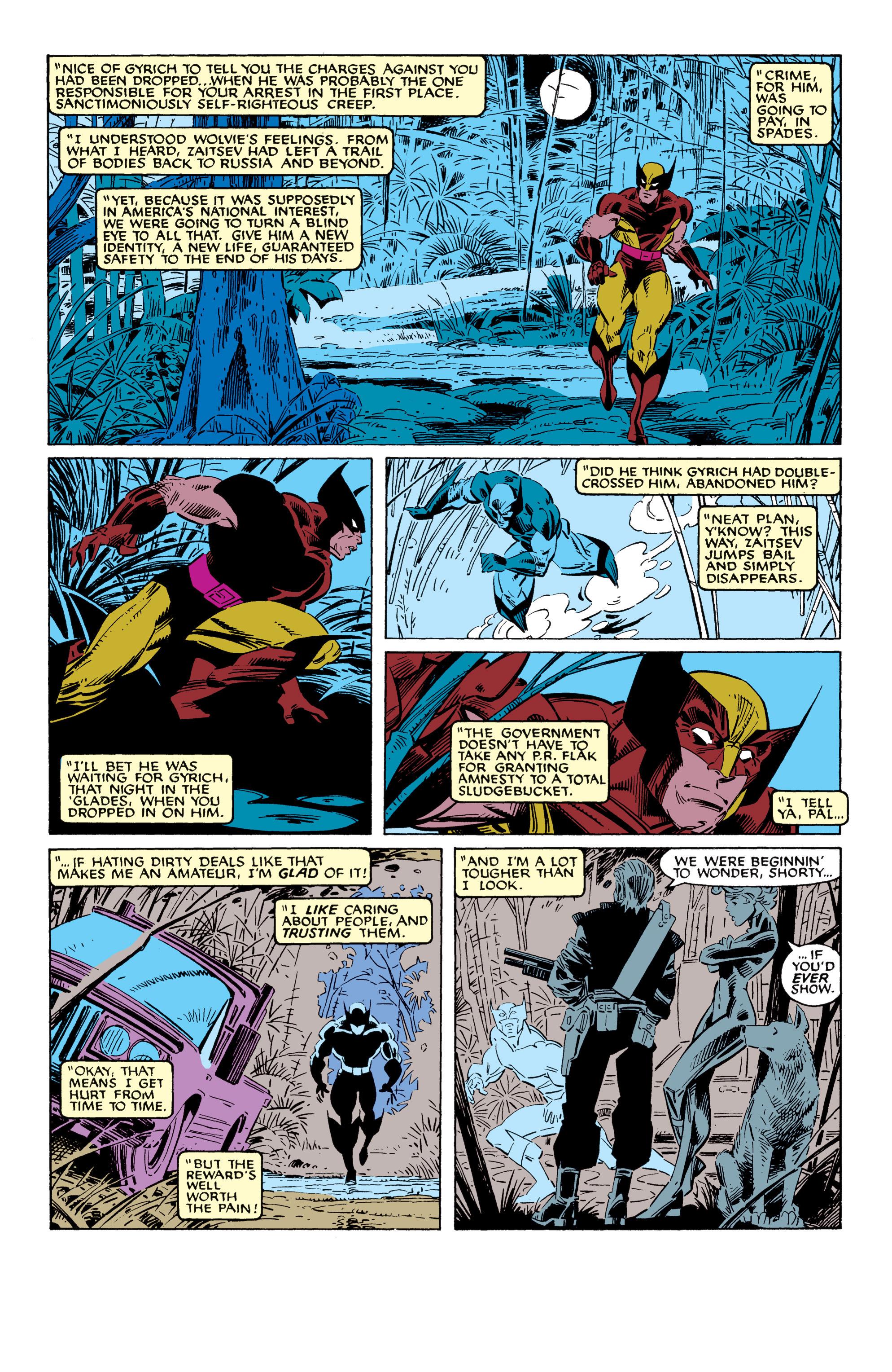 Read online Uncanny X-Men (1963) comic -  Issue #228 - 18