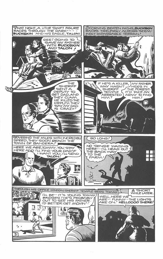 Read online Golden-Age Men of Mystery comic -  Issue #16 - 40