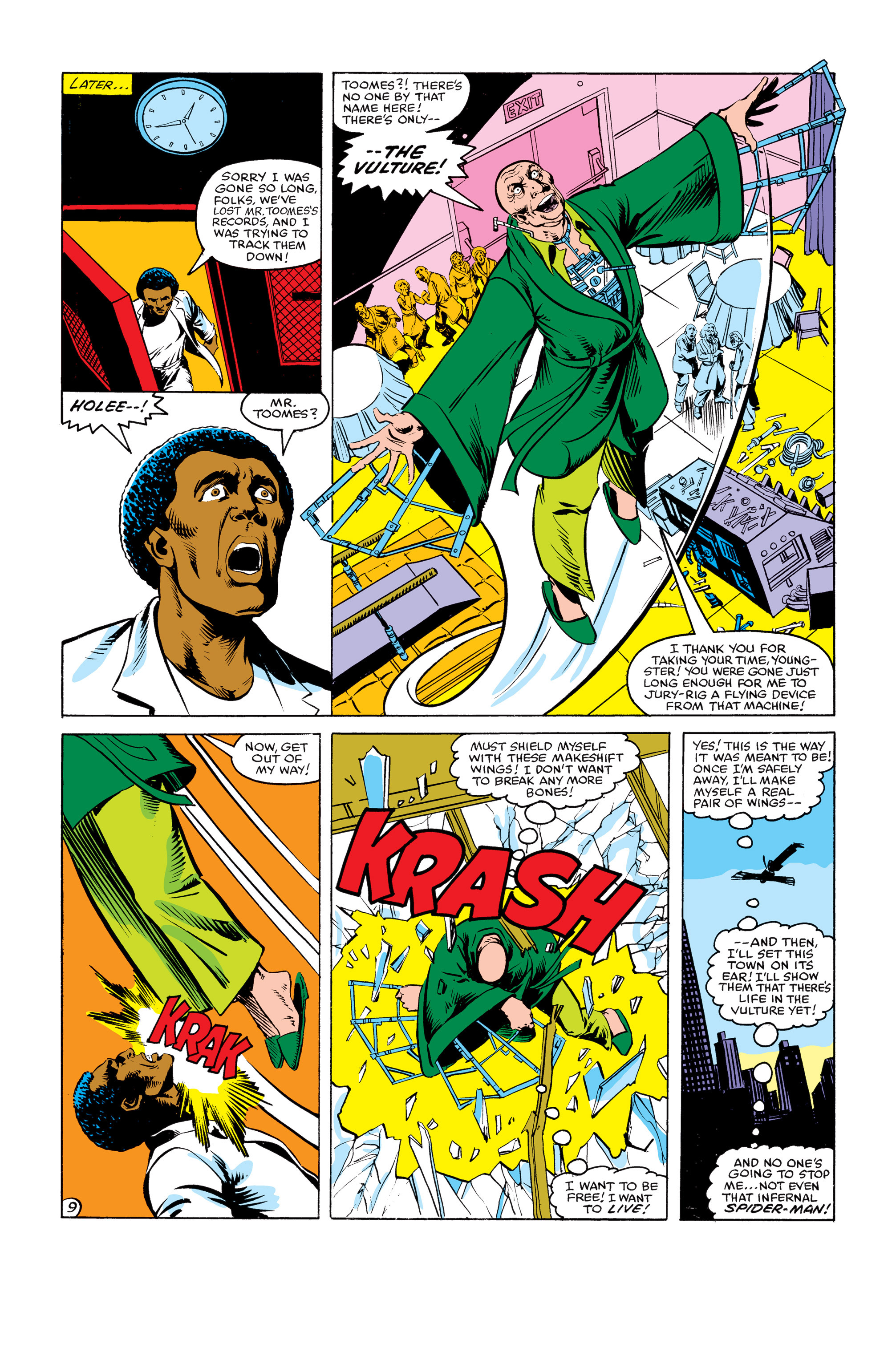 The Amazing Spider-Man (1963) 224 Page 9