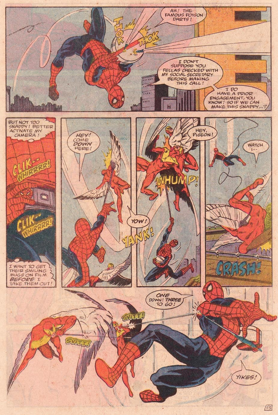 Web of Spider-Man (1985) Issue #2 #12 - English 14