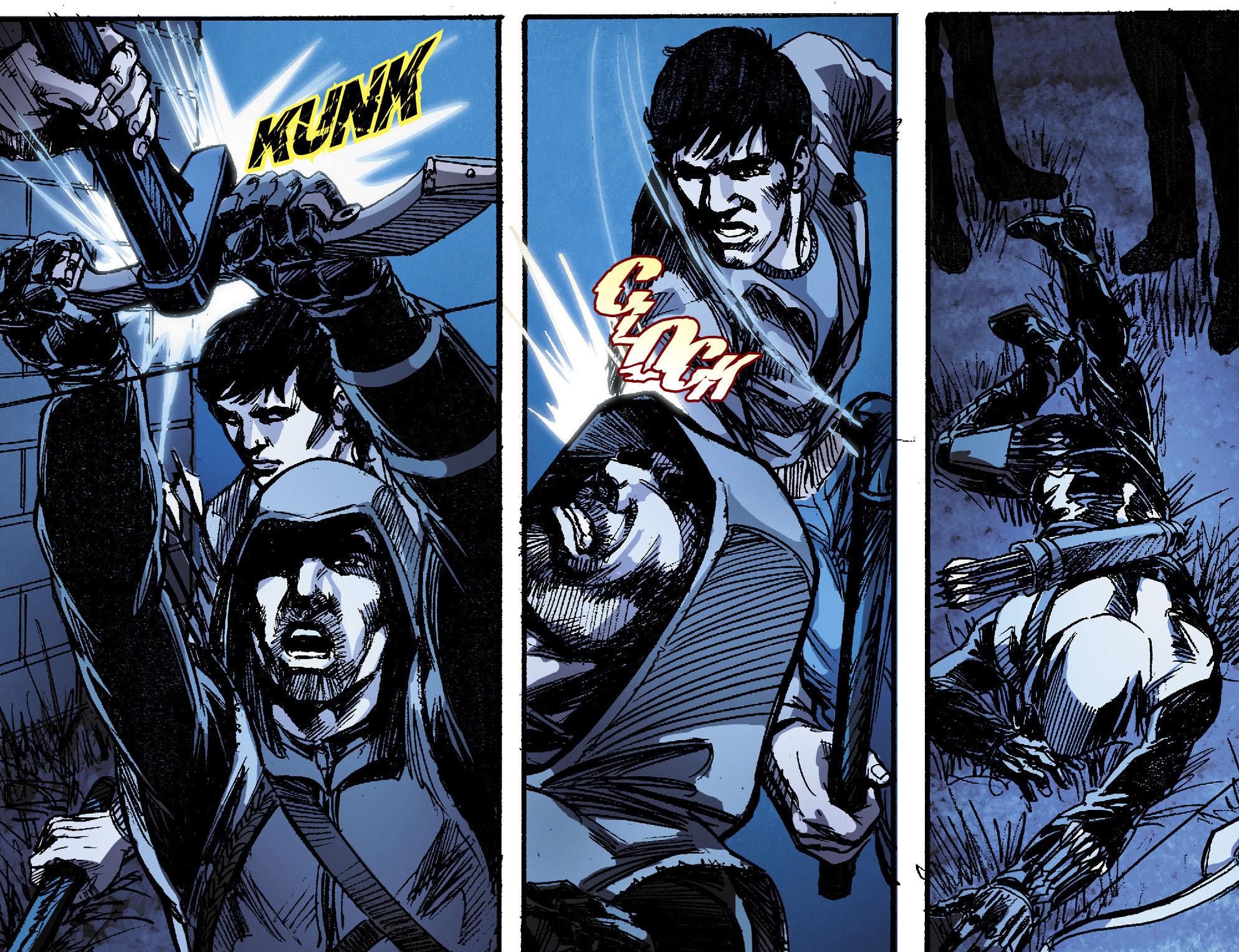Read online Arrow [II] comic -  Issue #16 - 14