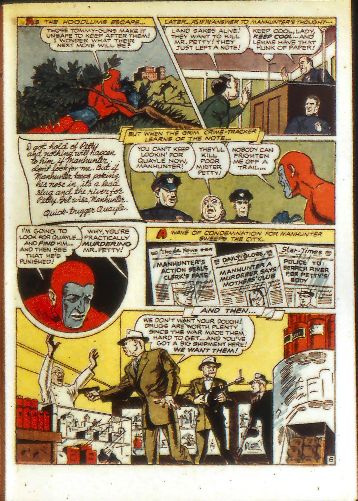 Read online Adventure Comics (1938) comic -  Issue #90 - 45