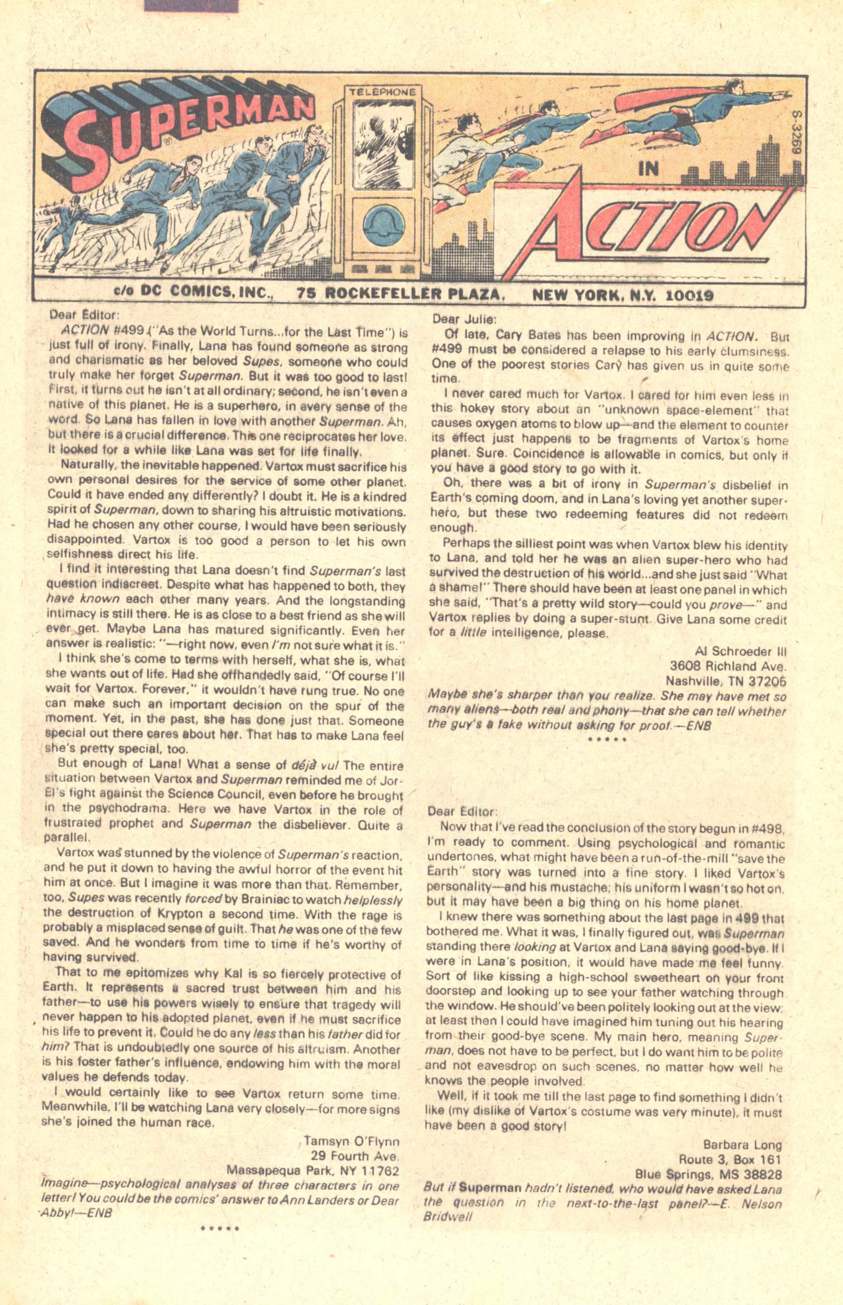 Read online Action Comics (1938) comic -  Issue #504 - 30