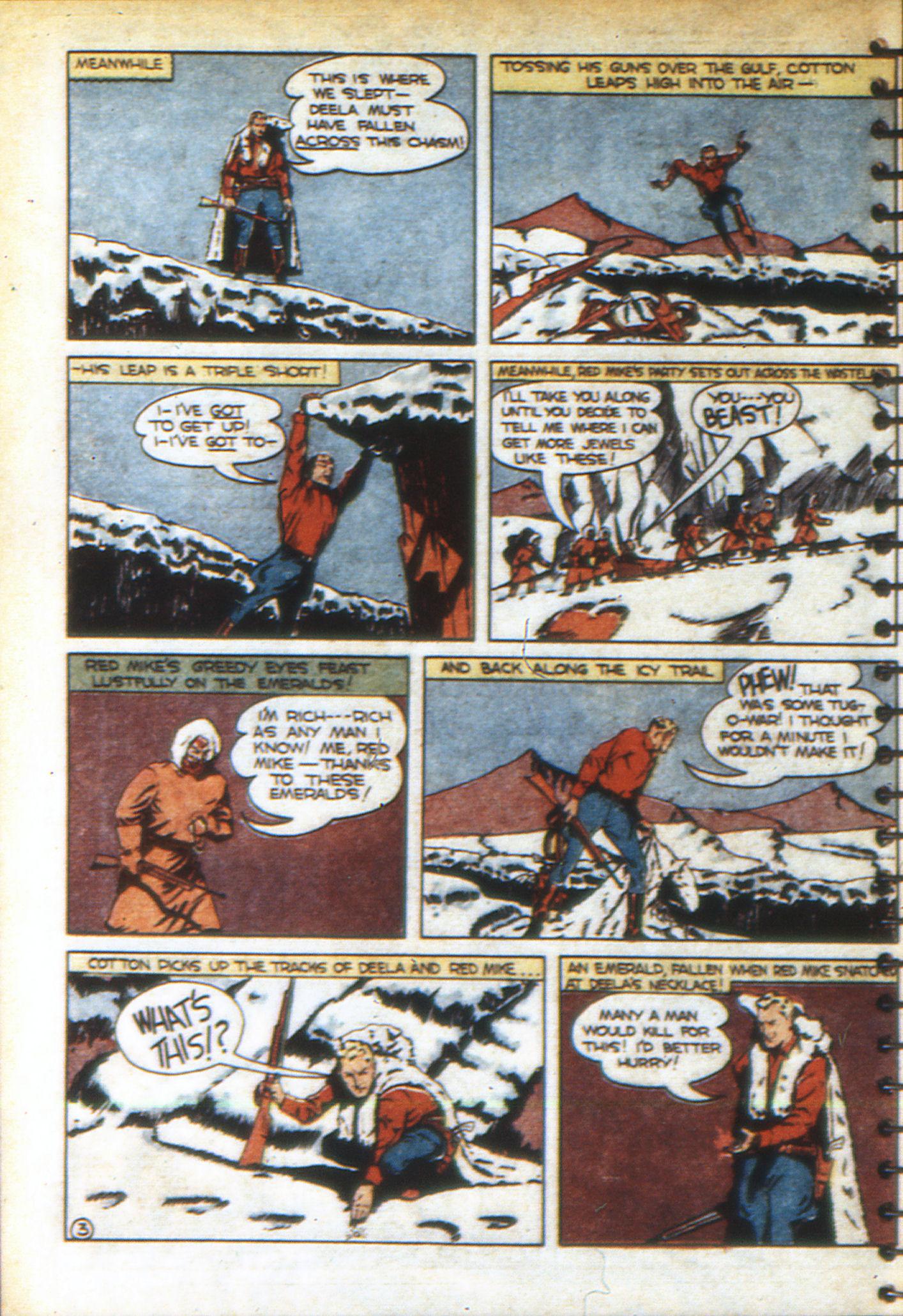 Read online Adventure Comics (1938) comic -  Issue #49 - 62