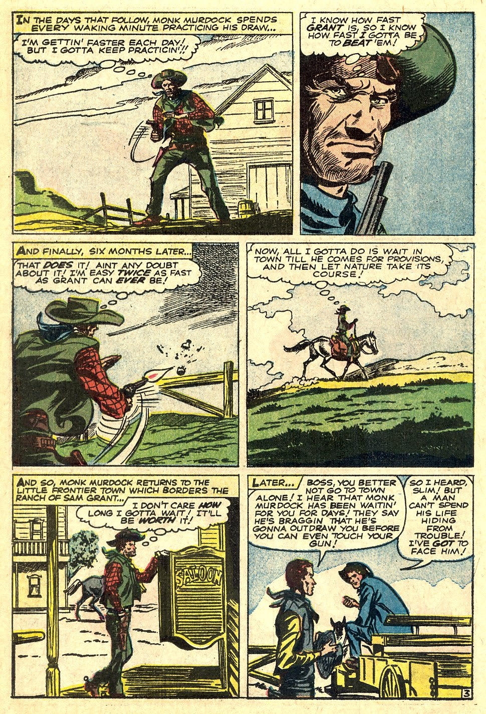 Kid Colt Outlaw issue 110 - Page 22