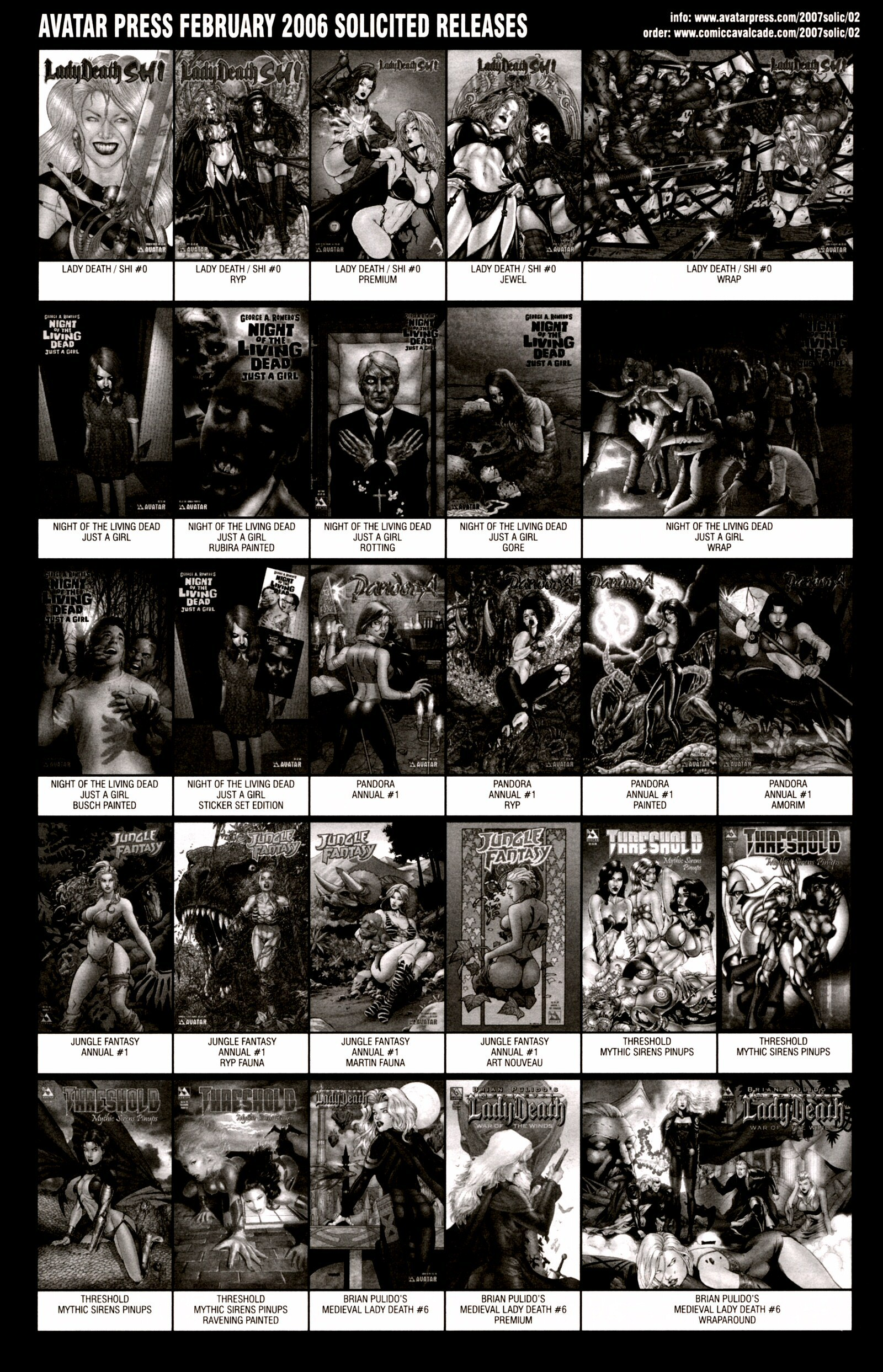 Read online Jungle Fantasy (2002) comic -  Issue # _Annual 1 - 31