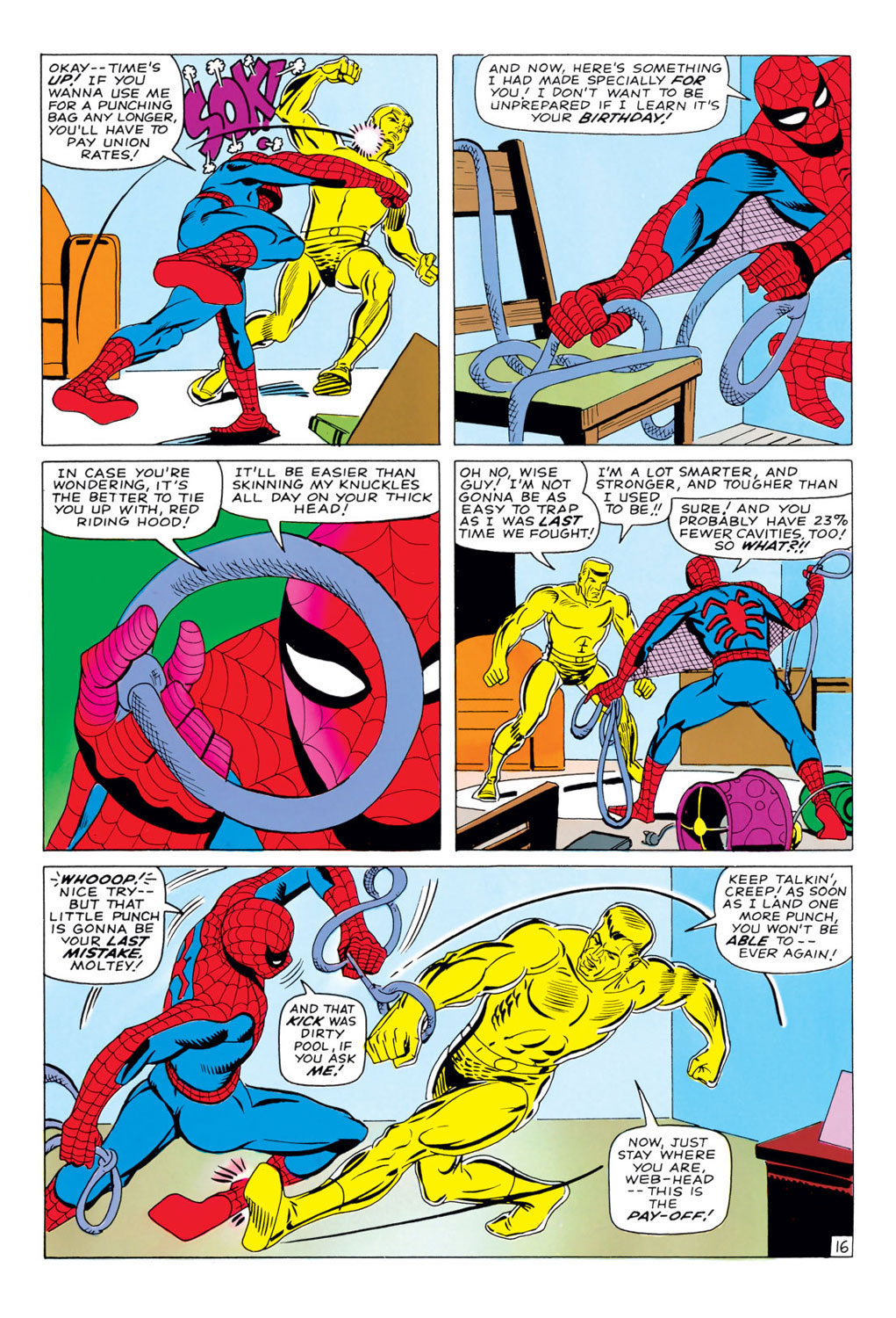 The Amazing Spider-Man (1963) 35 Page 16