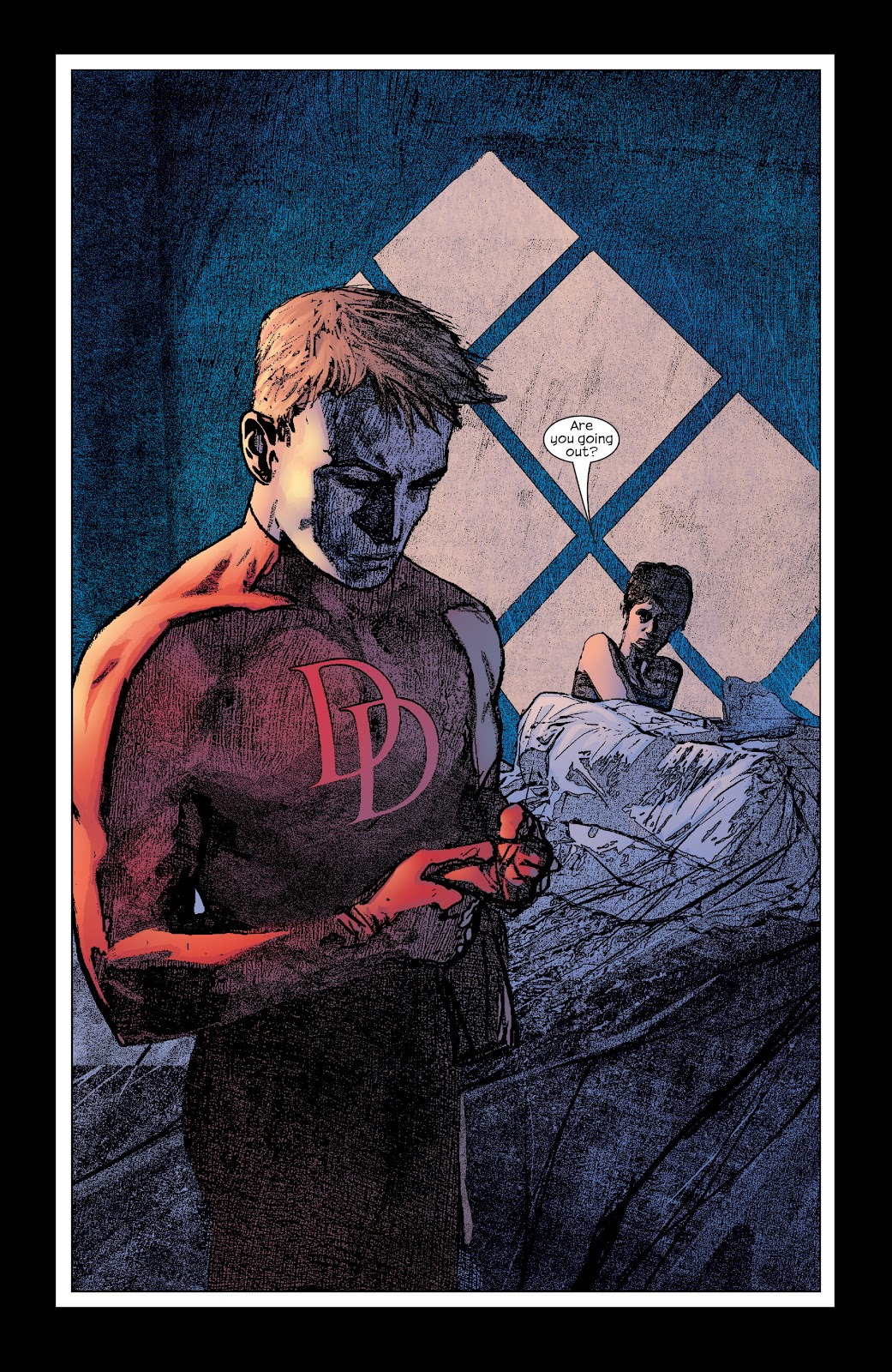Read online Daredevil (1998) comic -  Issue # _Ultimate_Collection TPB 2 (Part 2) - 86