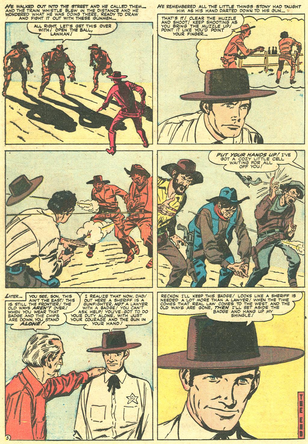 Read online Two-Gun Kid comic -  Issue #47 - 24