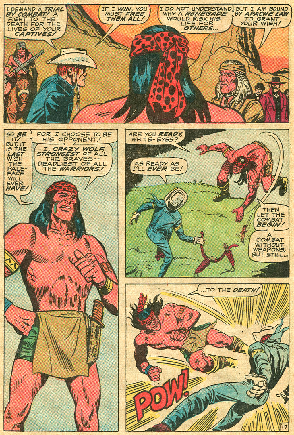 The Rawhide Kid (1955) issue 74 - Page 24