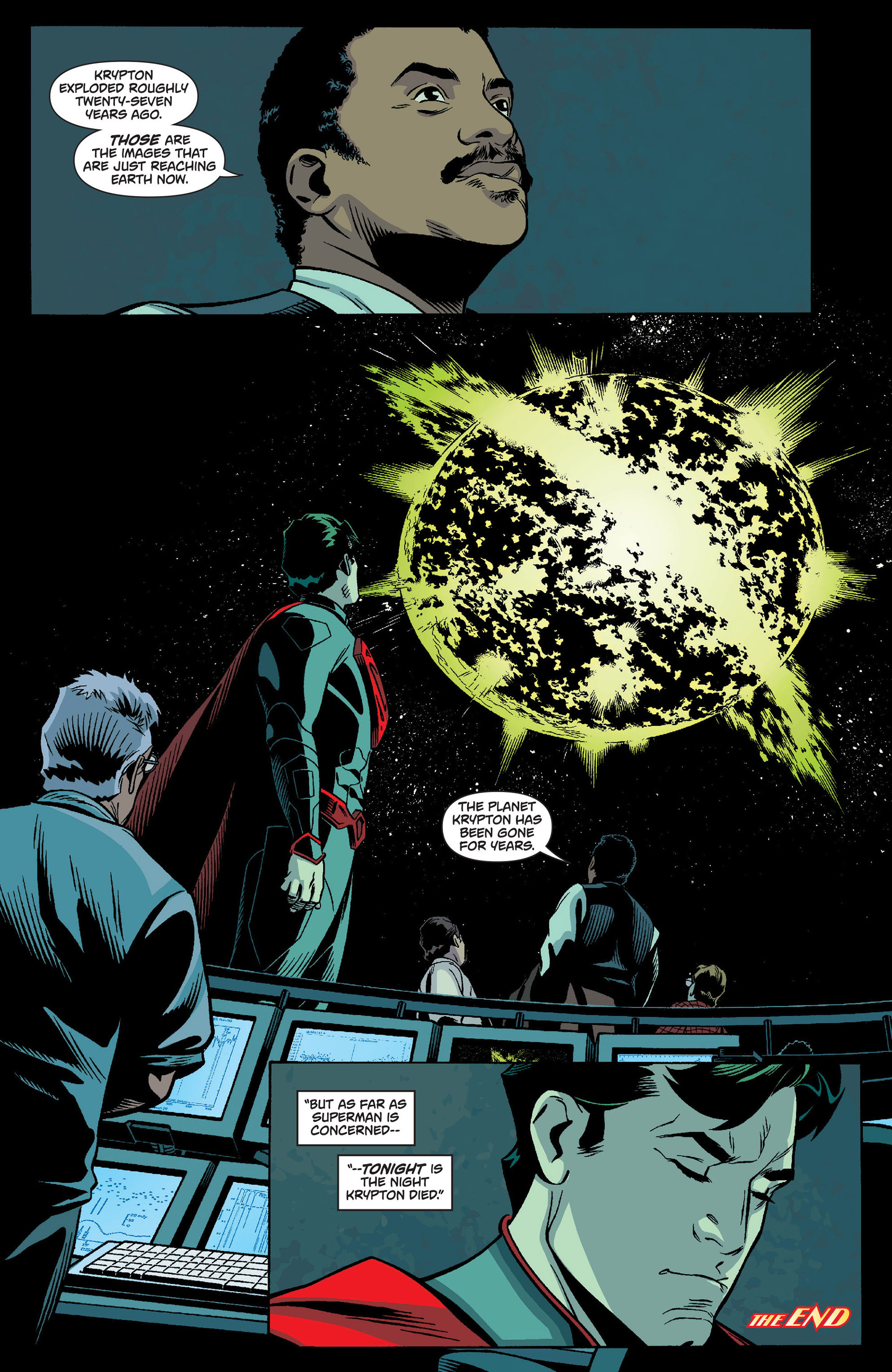 Read online Action Comics (2011) comic -  Issue #14 - 31