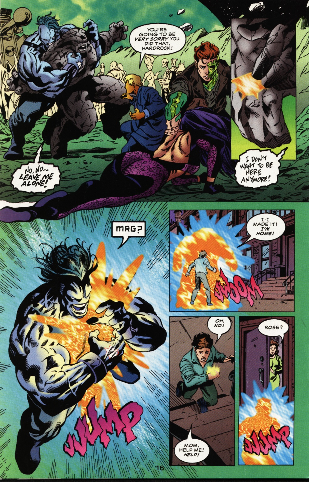 Read online Superboy & The Ravers comic -  Issue #11 - 17