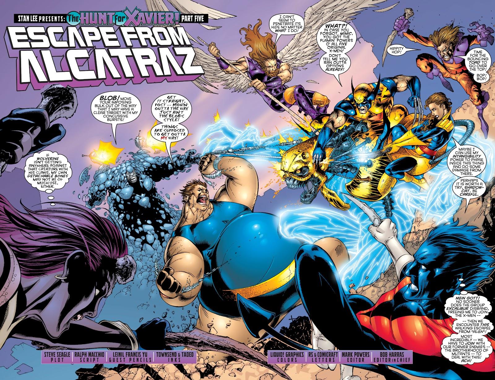 Uncanny X-Men (1963) issue 364 - Page 7