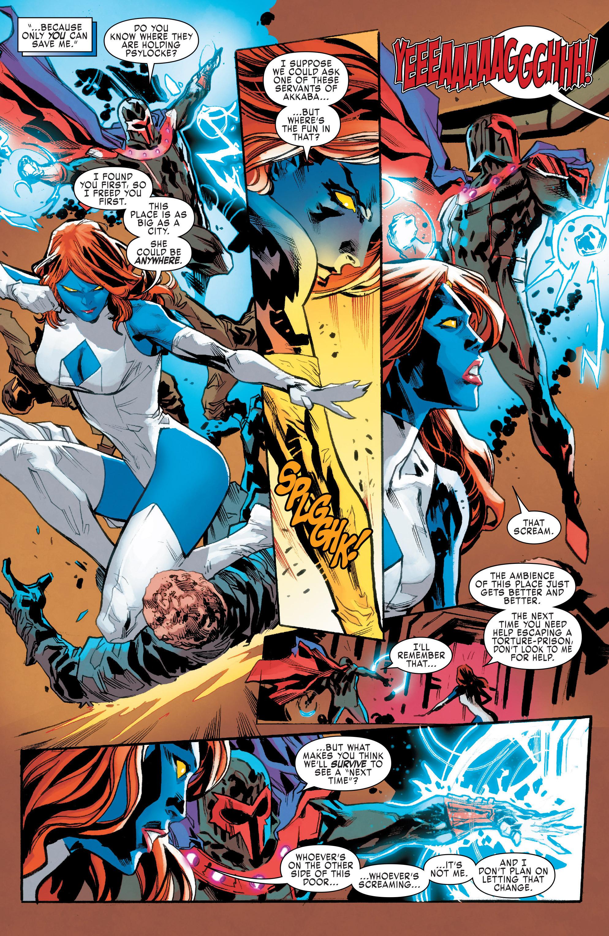 Read online Uncanny X-Men (2016) comic -  Issue #9 - 9