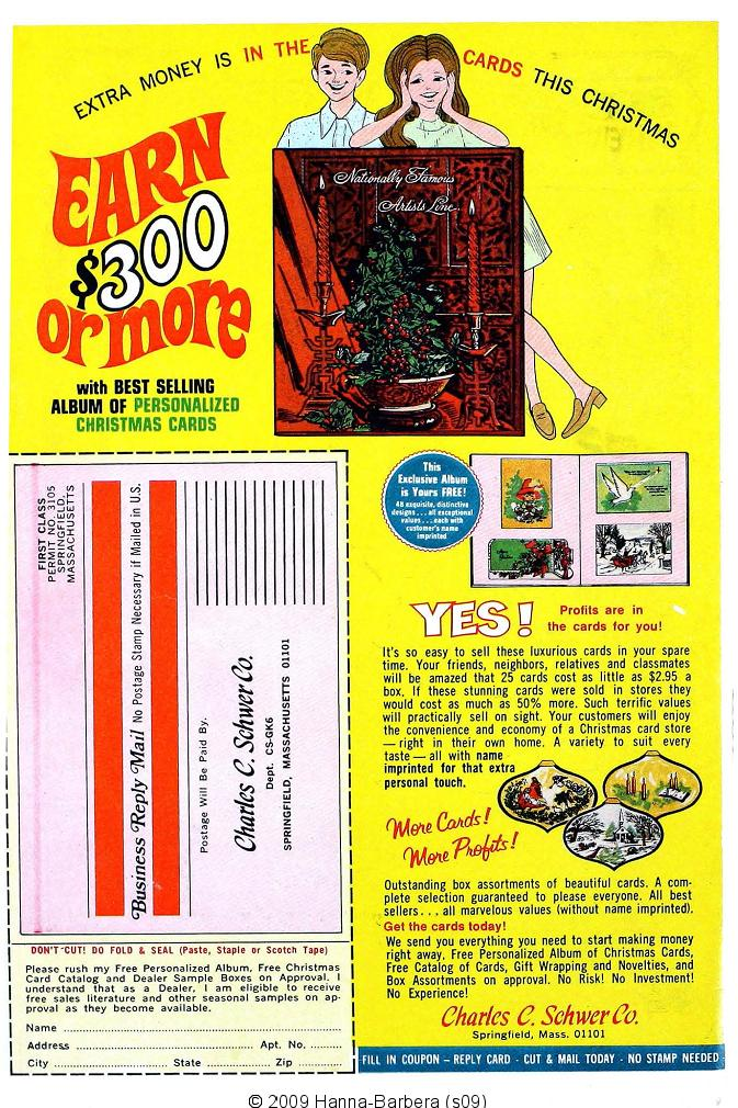 Read online Scooby-Doo... Where Are You! (1970) comic -  Issue #7 - 2
