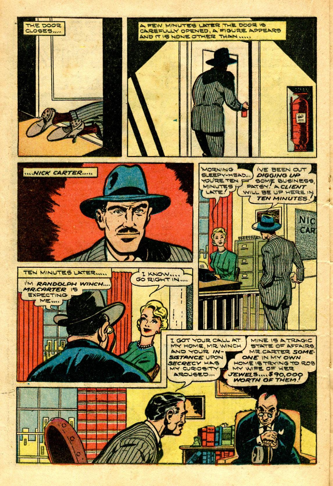 Read online Shadow Comics comic -  Issue #96 - 28