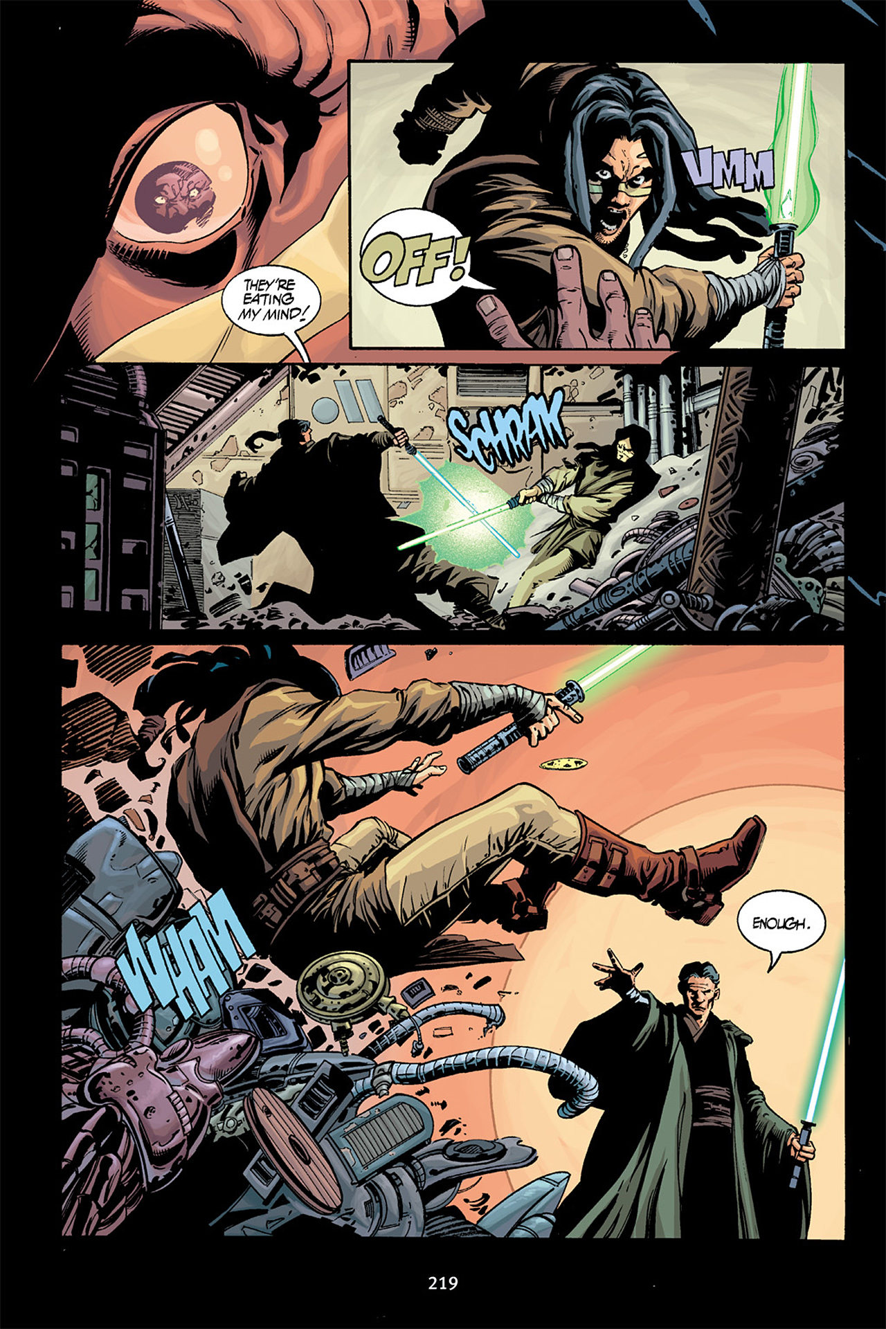 Read online Star Wars Omnibus comic -  Issue # Vol. 15 - 216