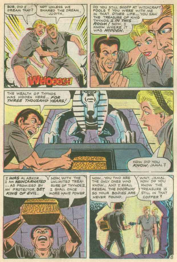 Read online Beyond the Grave (1983) comic -  Issue #10 - 9