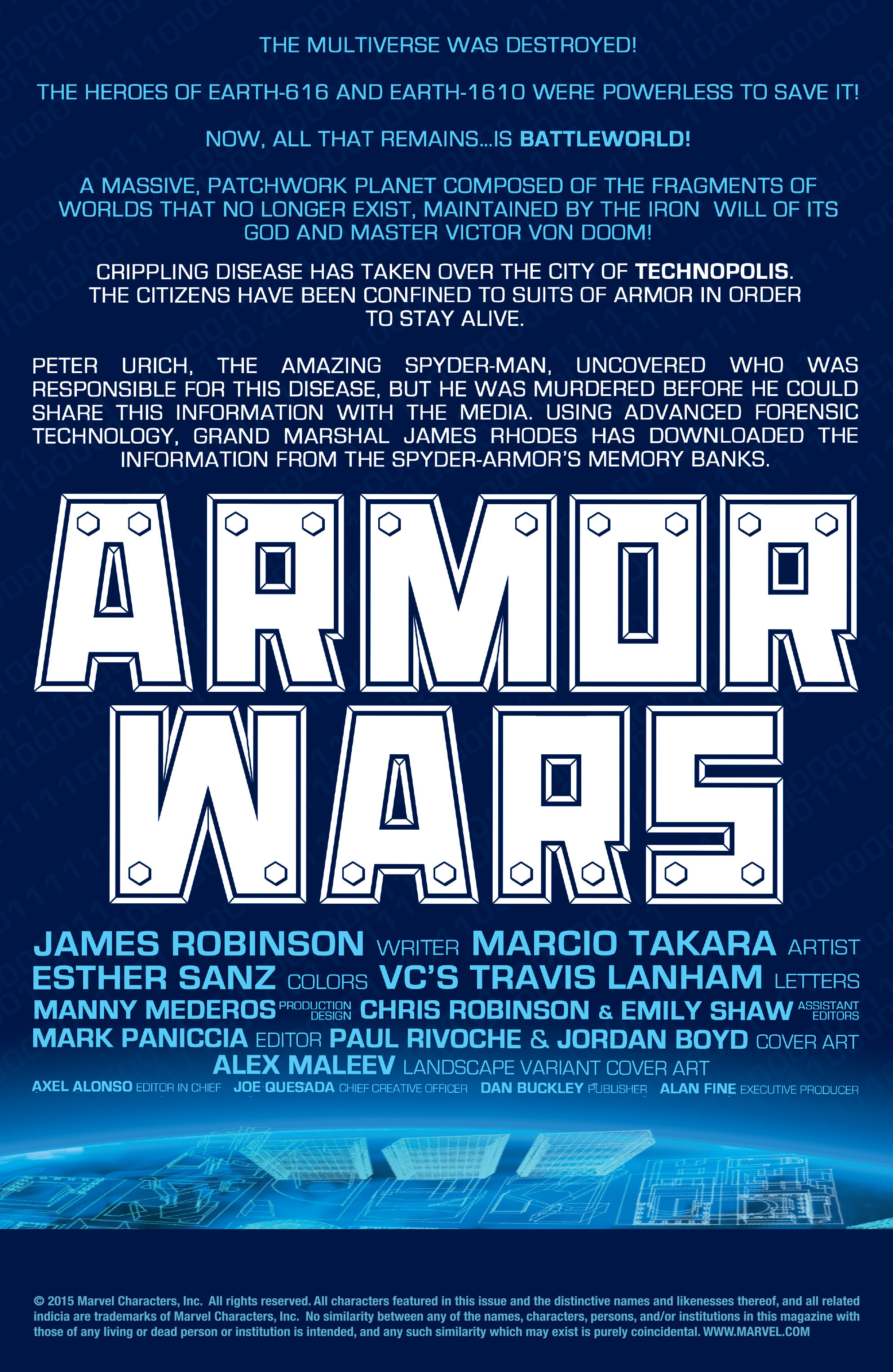 Read online Armor Wars comic -  Issue #3 - 2
