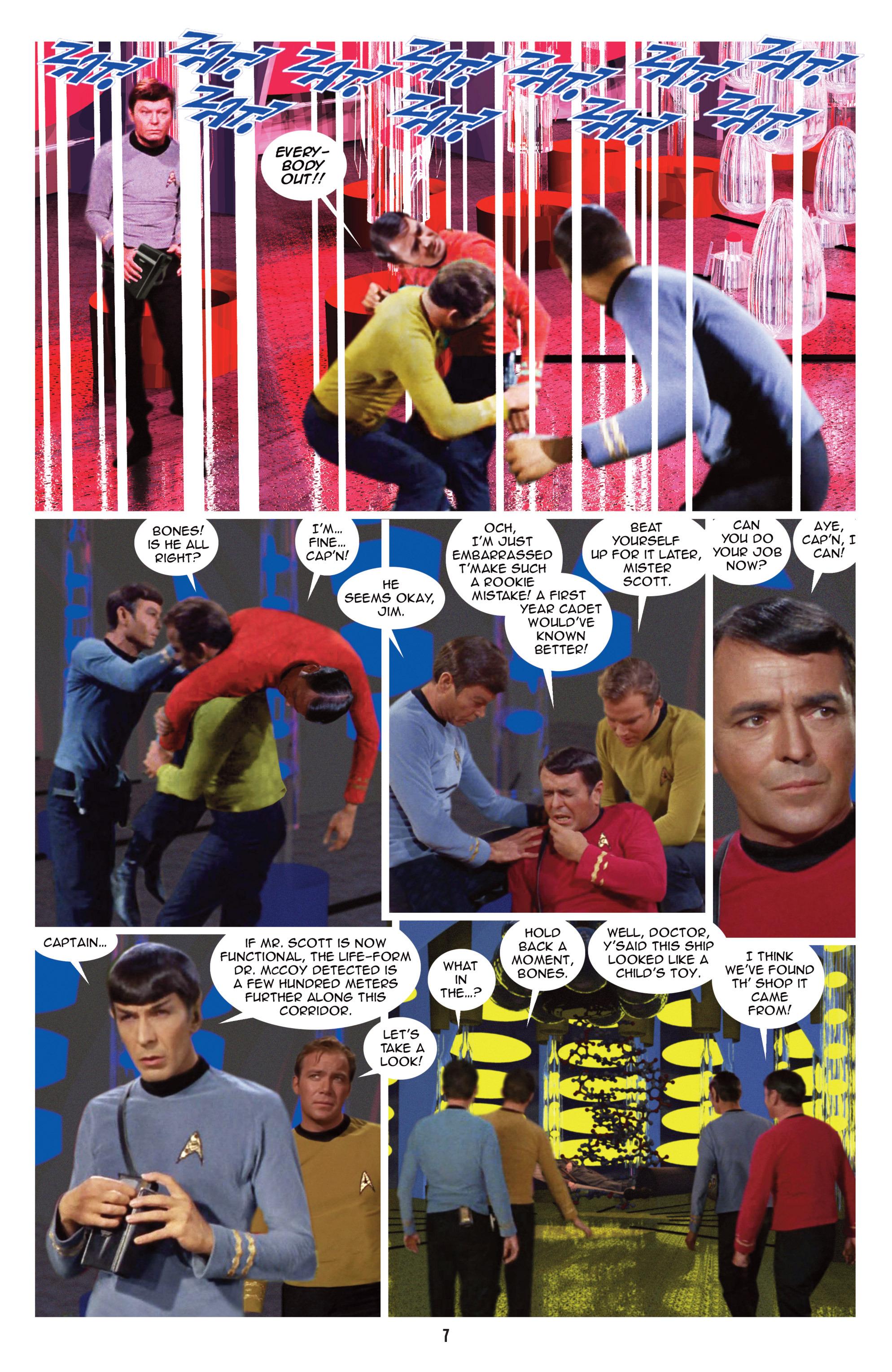Read online Star Trek: New Visions comic -  Issue #15 - 9